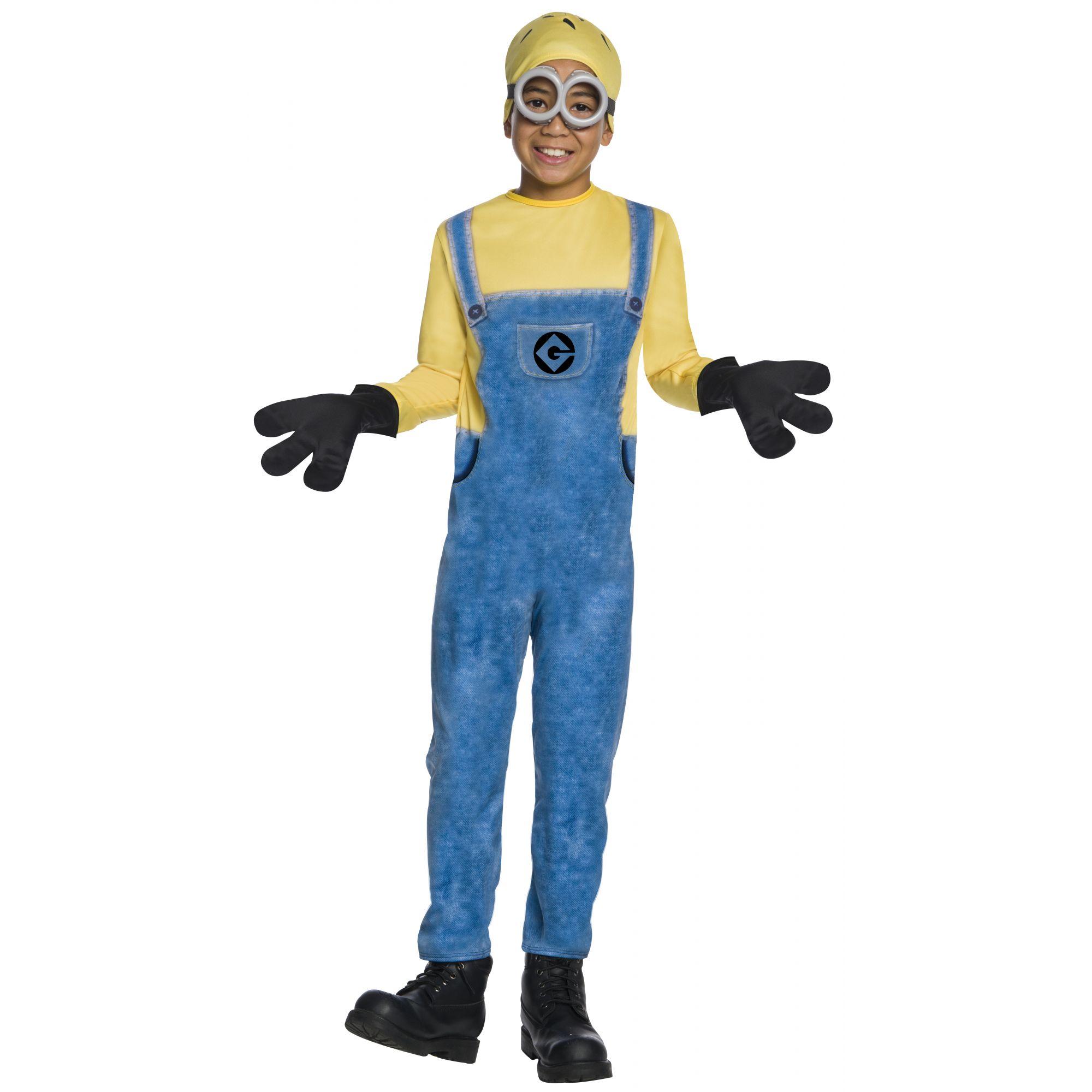 Costume Minion Jerry bambino 7/8 anni