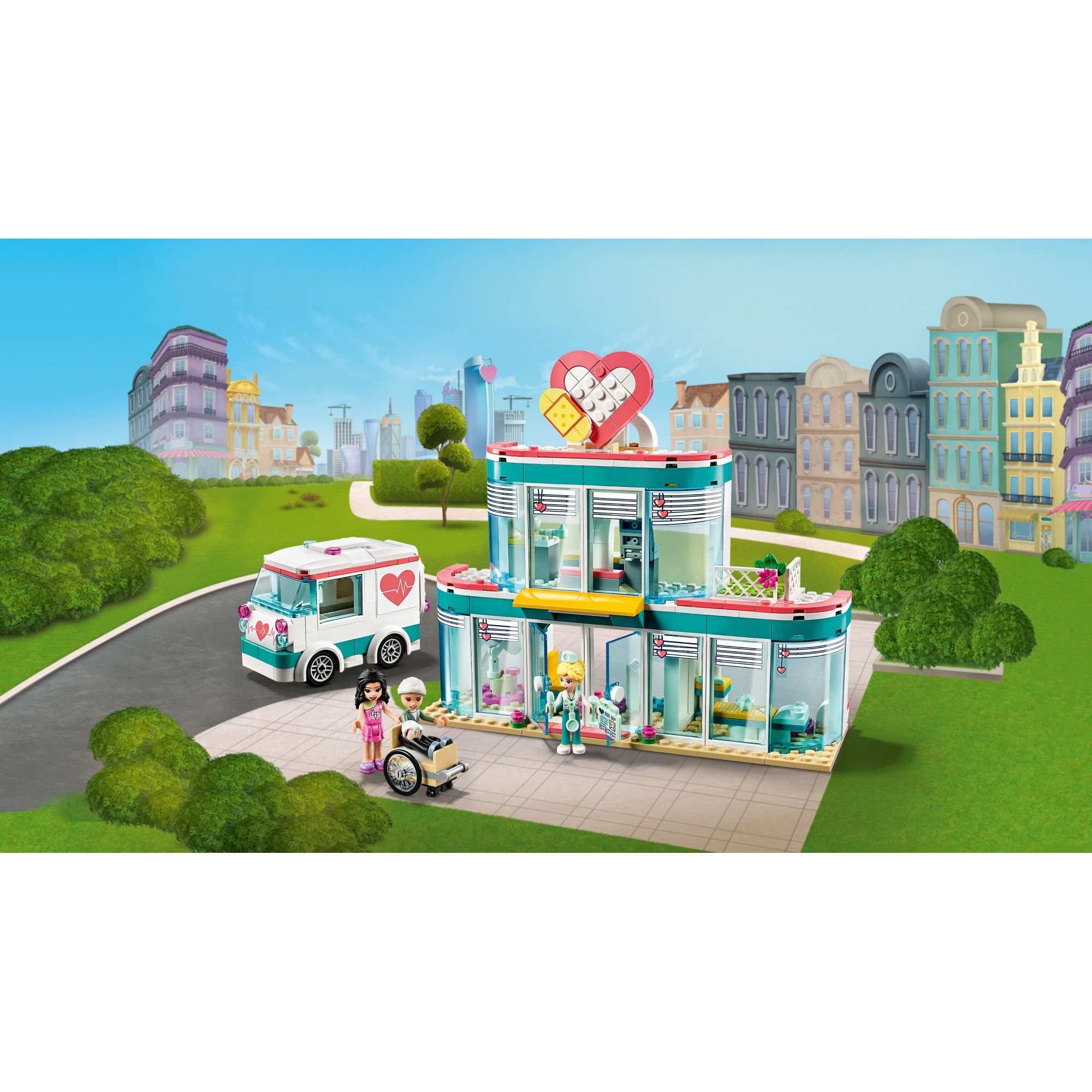 LEGO FRIENDS  LEGO Friends L'ospedale di Heartlake City - 41394