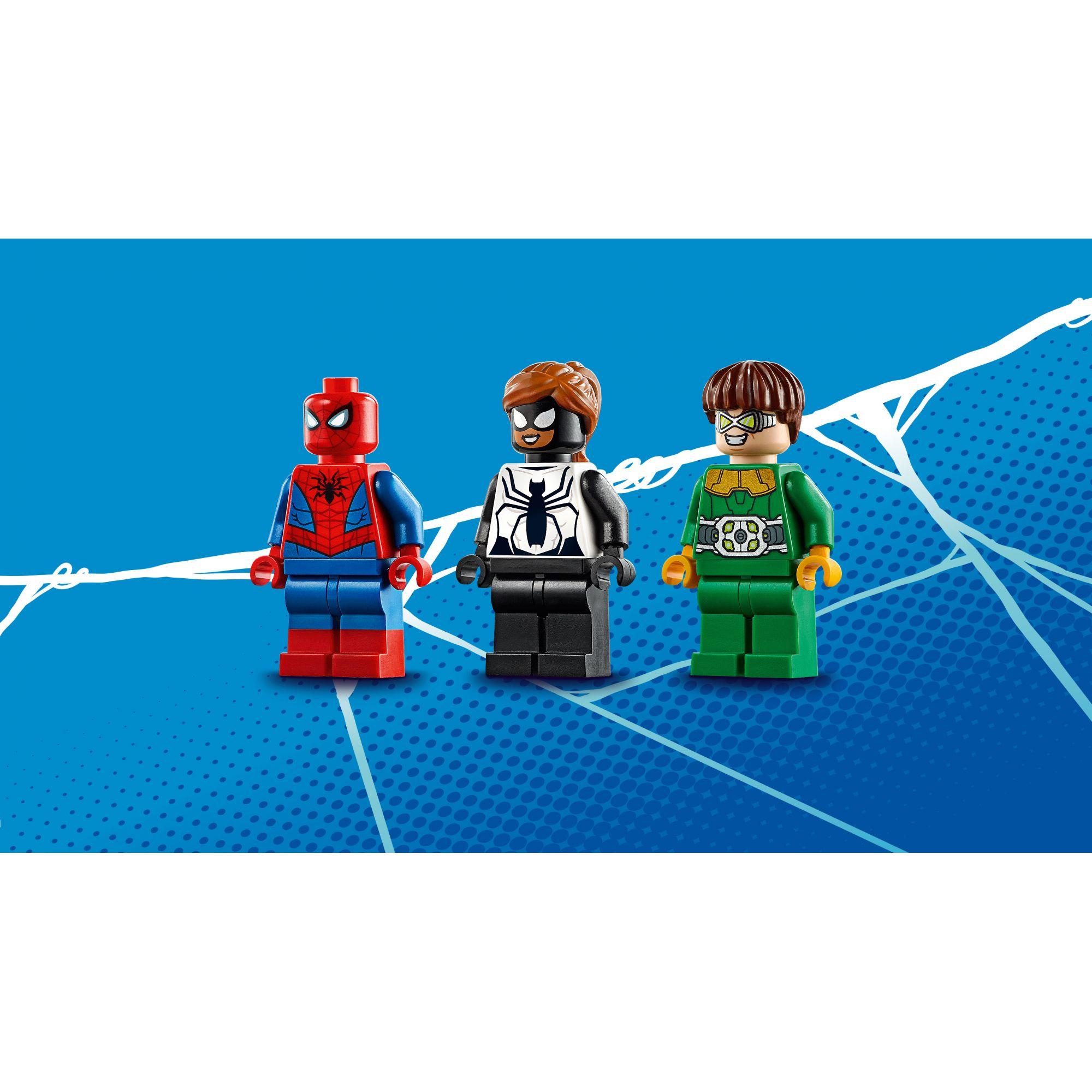 LEGO Marvel Super Heroes Spider-Man vs. Doc Ock - 76148
