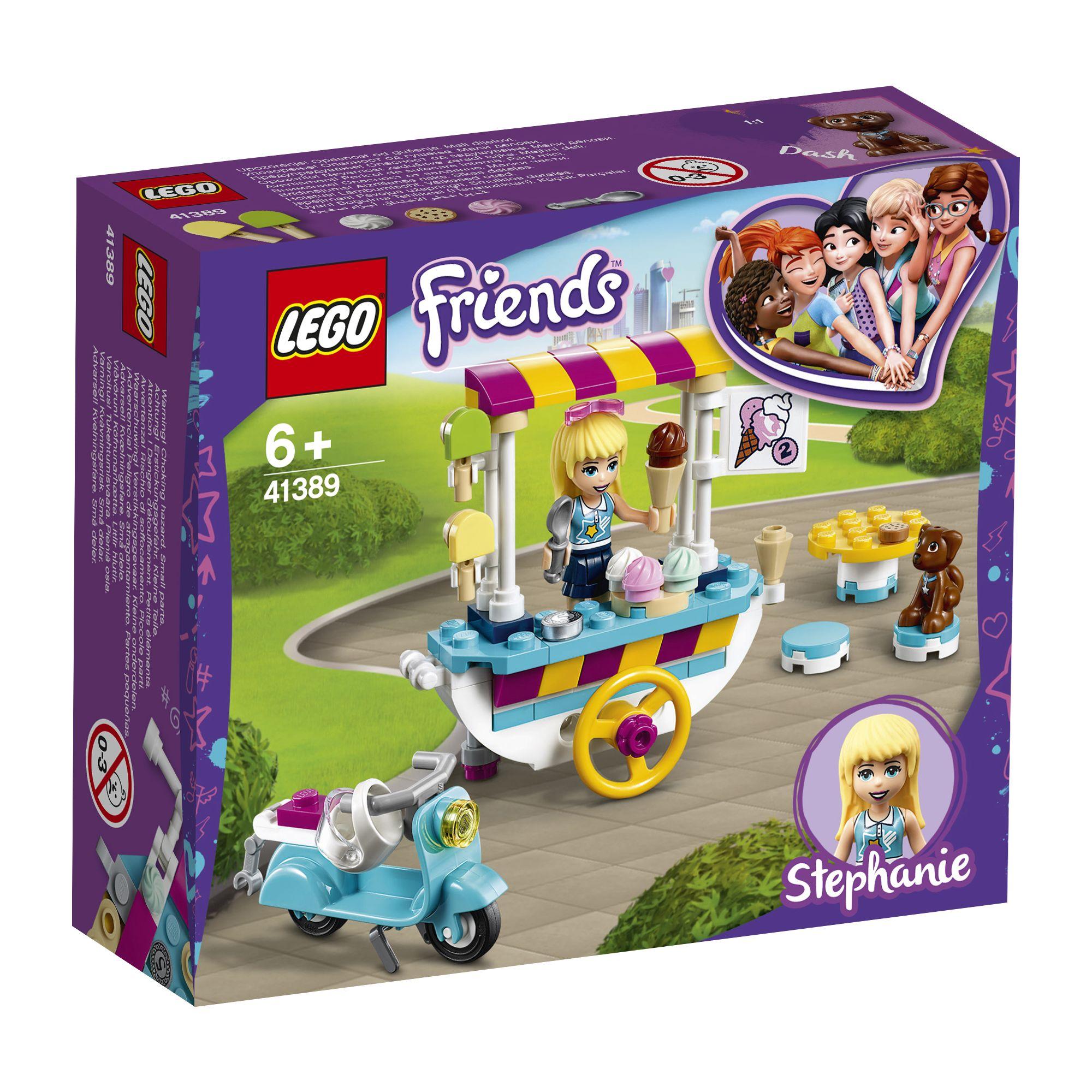 LEGO Friends Il carretto dei gelati - 41389 LEGO FRIENDS