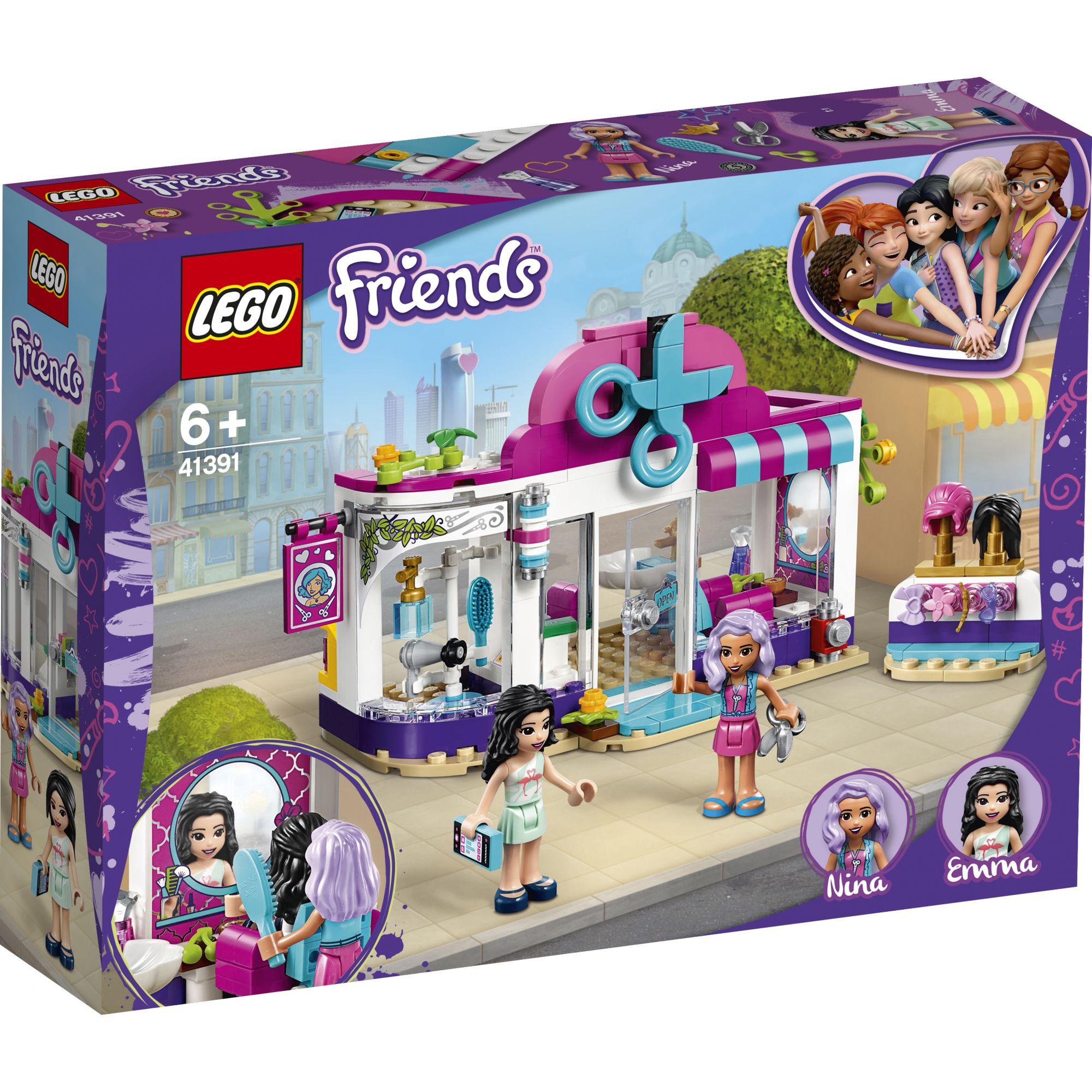 LEGO Friends Il salone di bellezza di Heartlake City - 41391 LEGO FRIENDS