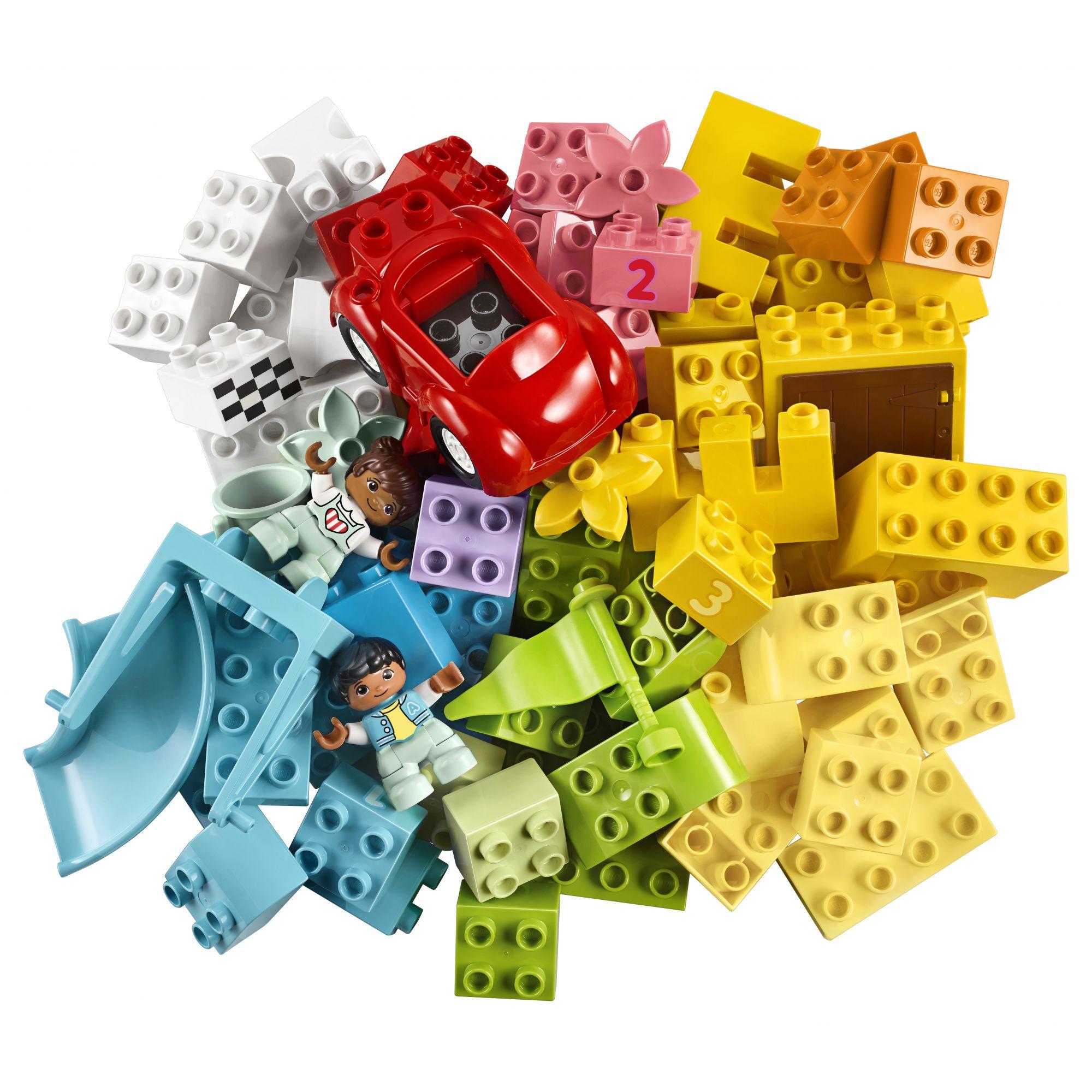 LEGO DUPLO Contenitore di mattoncini grande - 10914    LEGO DUPLO