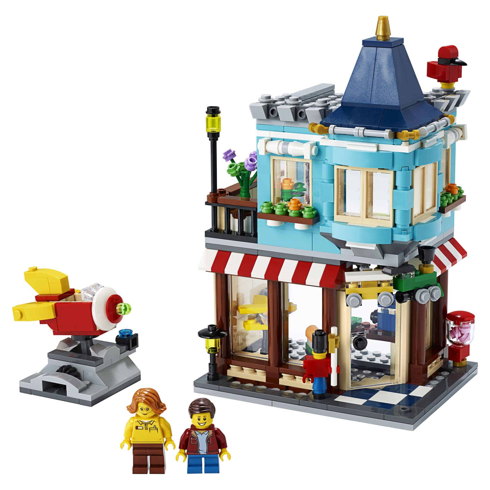 LEGO Creator Negozio di giocattoli - 31105    LEGO CREATOR