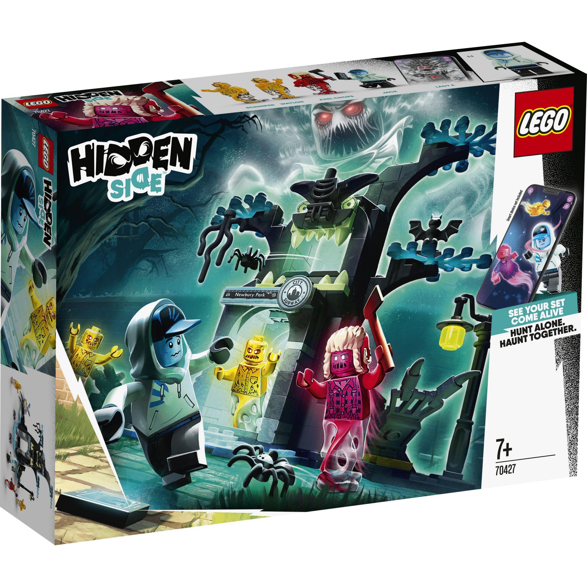 LEGO Hidden Side Benvenuto a