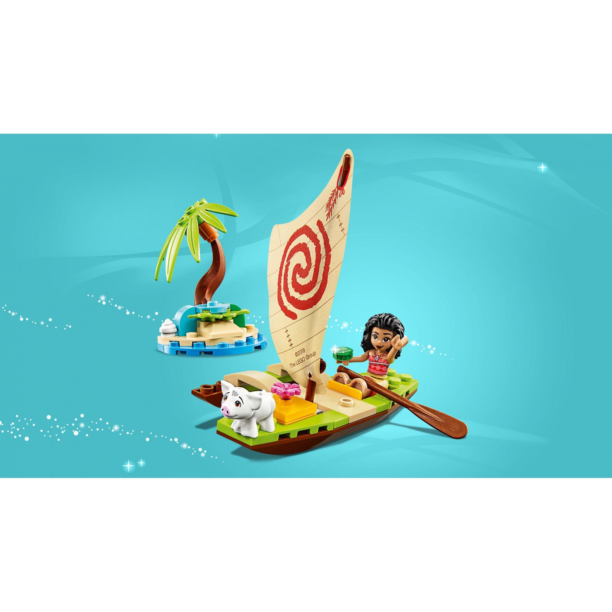 LEGO Disney Princess Avventura sull'oceano di Vaiana - 43170