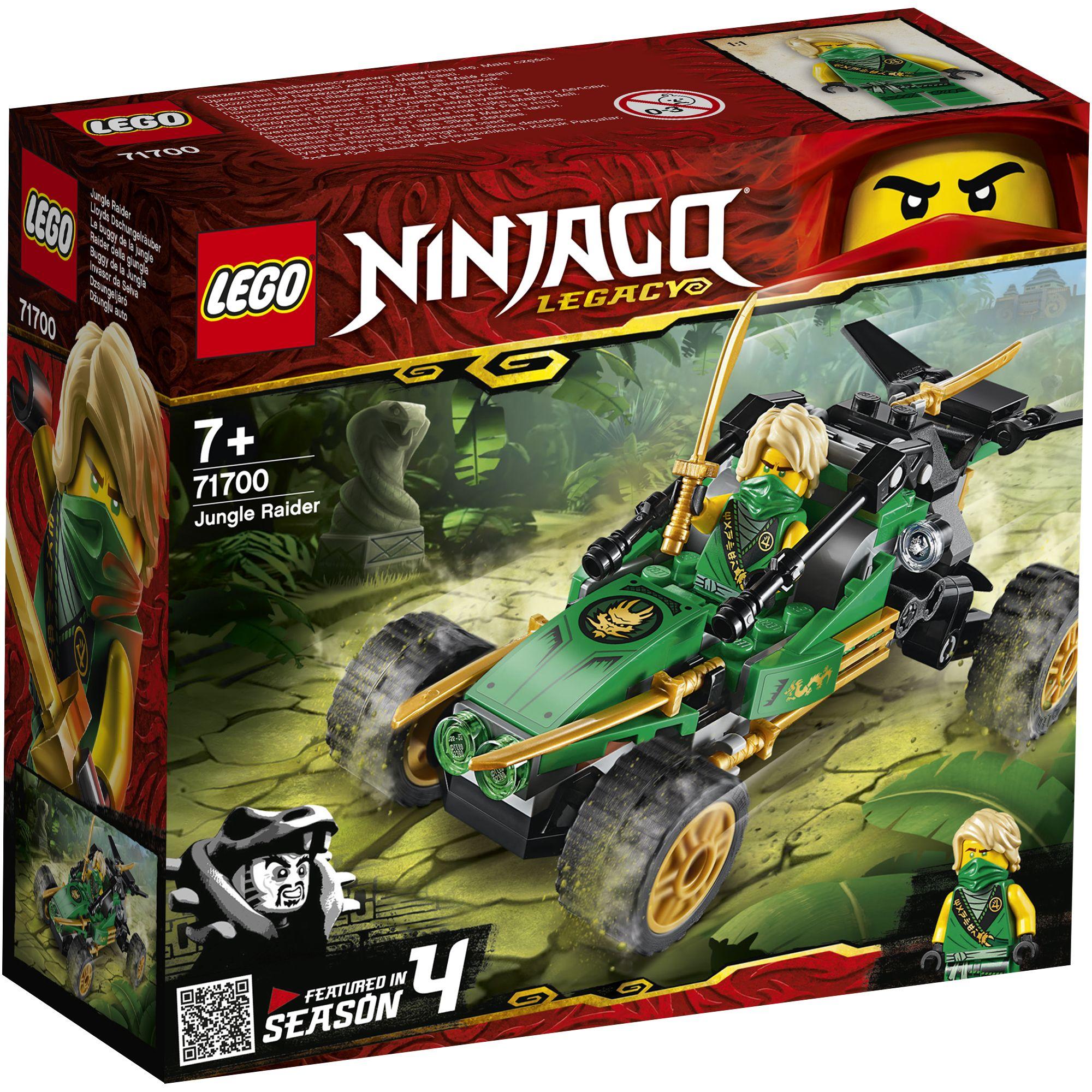 LEGO NINJAGO Fuoristrada della giungla - 71700 LEGO NINJAGO