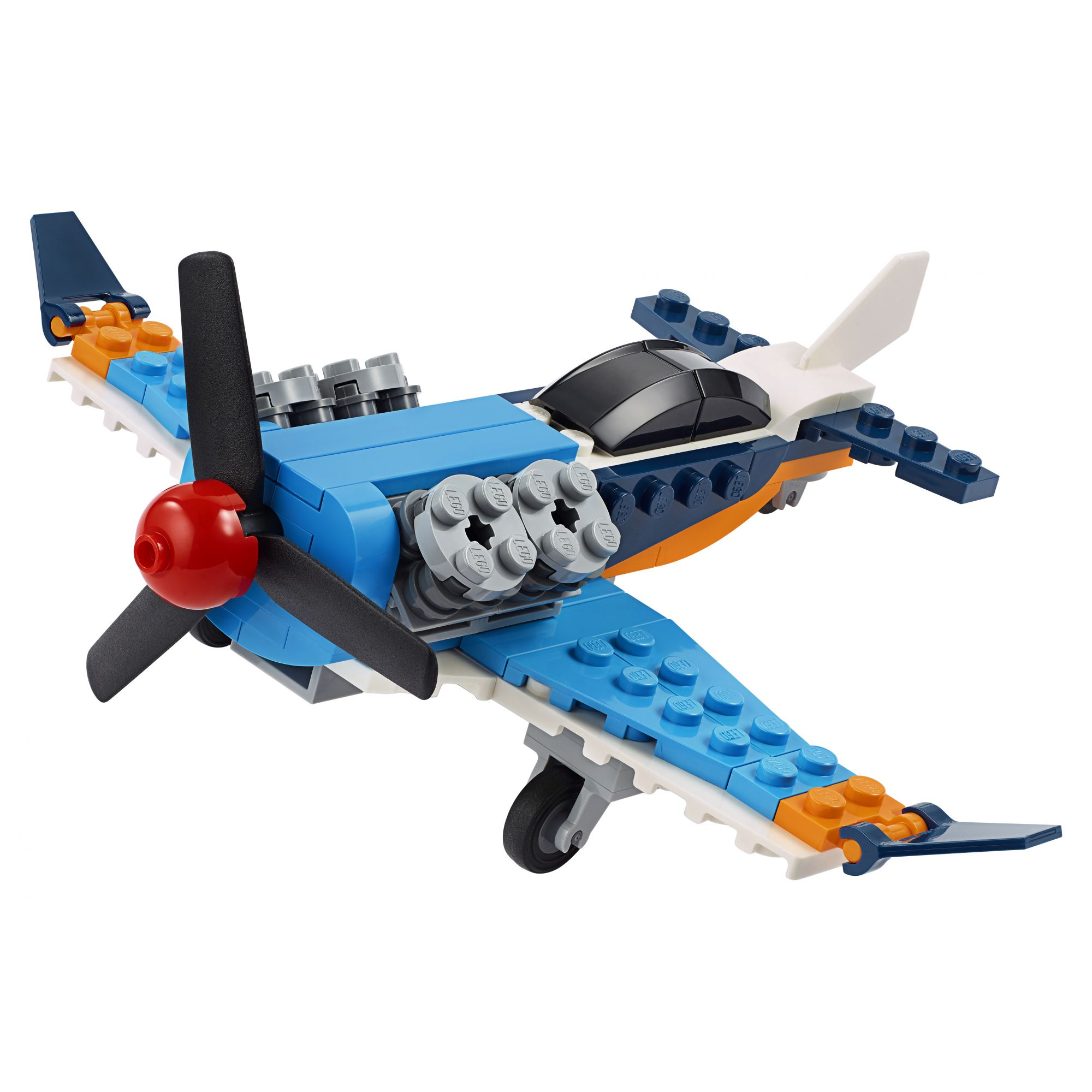 LEGO Creator Aereo a elica - 31099    LEGO CREATOR