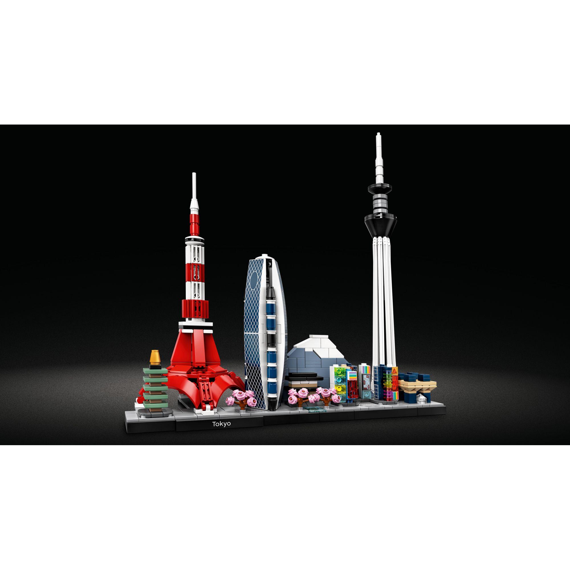 LEGO ARCHITECTURE   LEGO Architecture Tokyo - 21051
