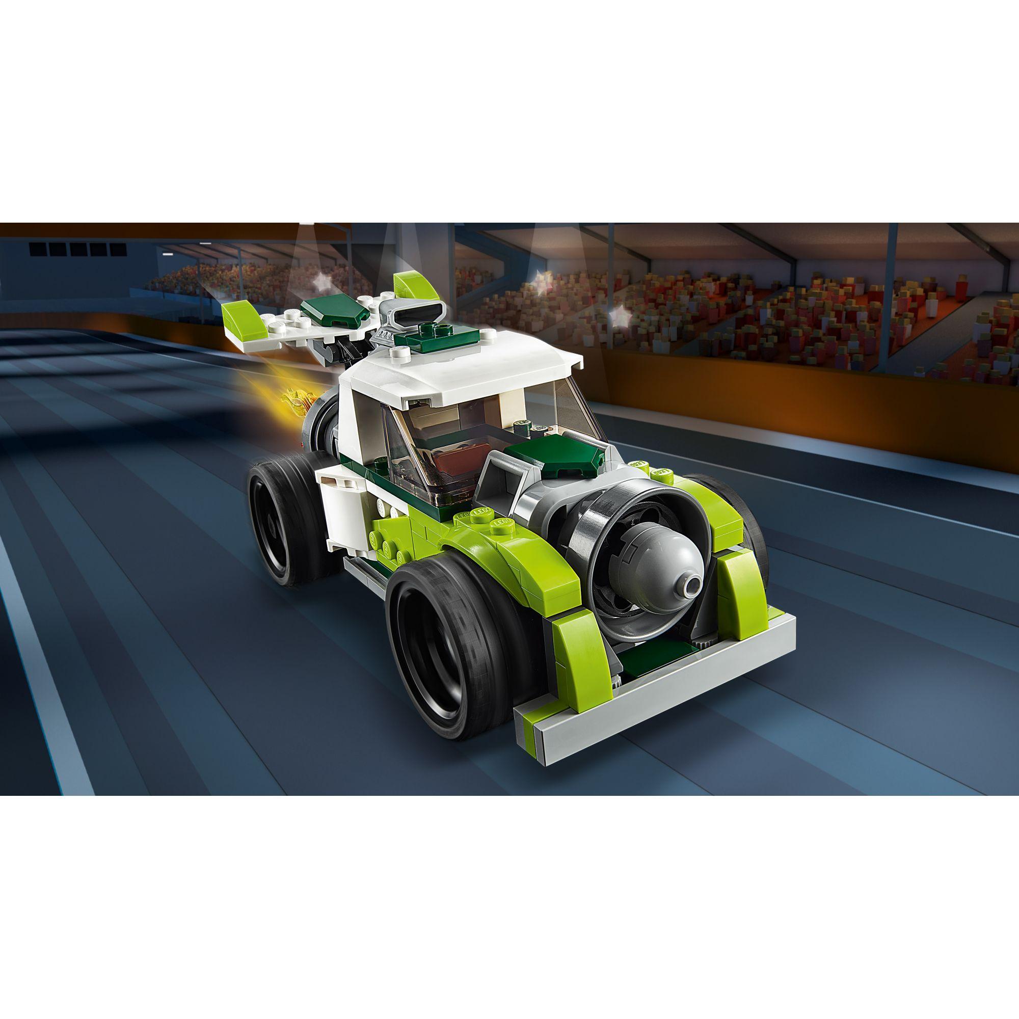 LEGO CREATOR   LEGO Creator Razzo-bolide - 31103