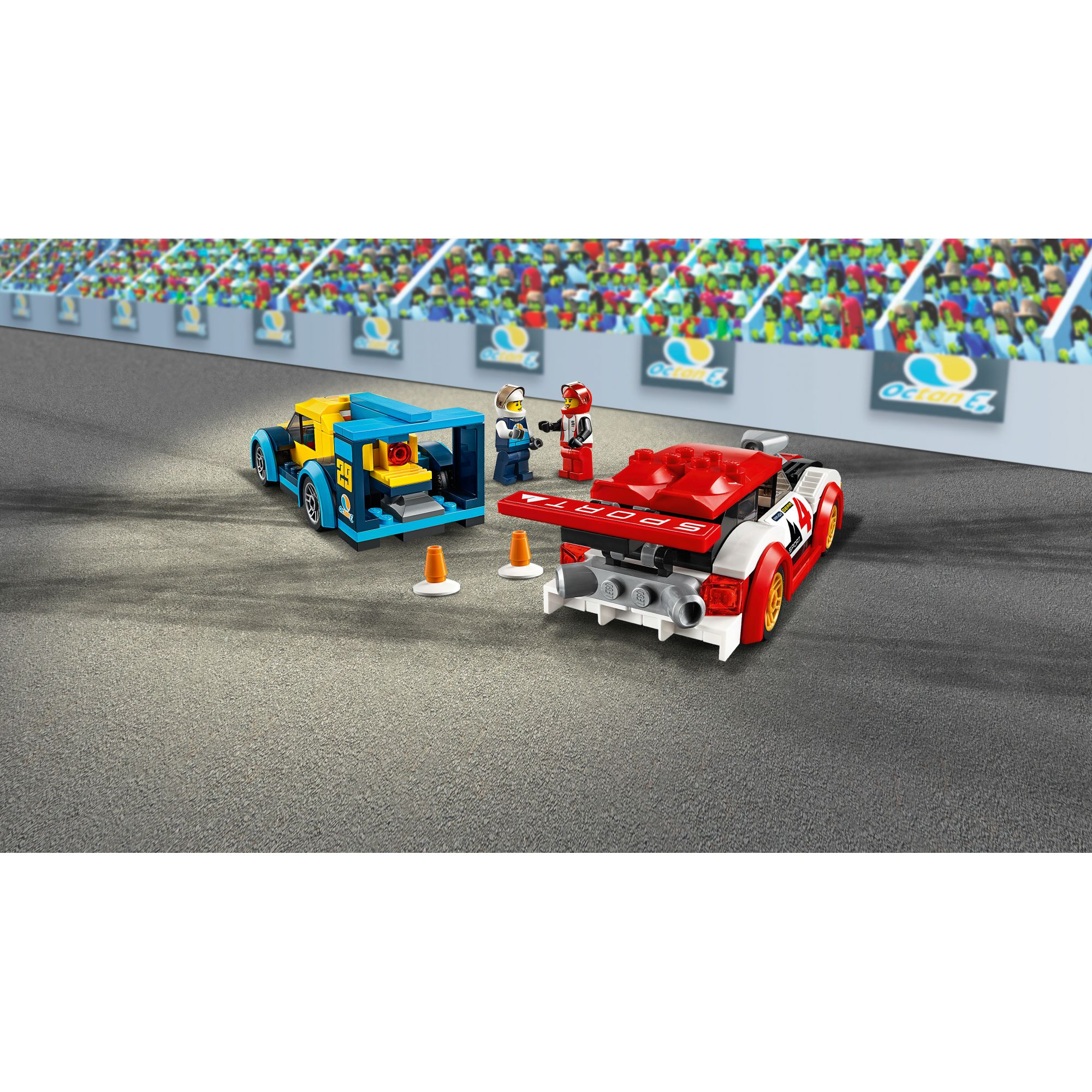 LEGO CITY   LEGO City Auto da corsa - 60256