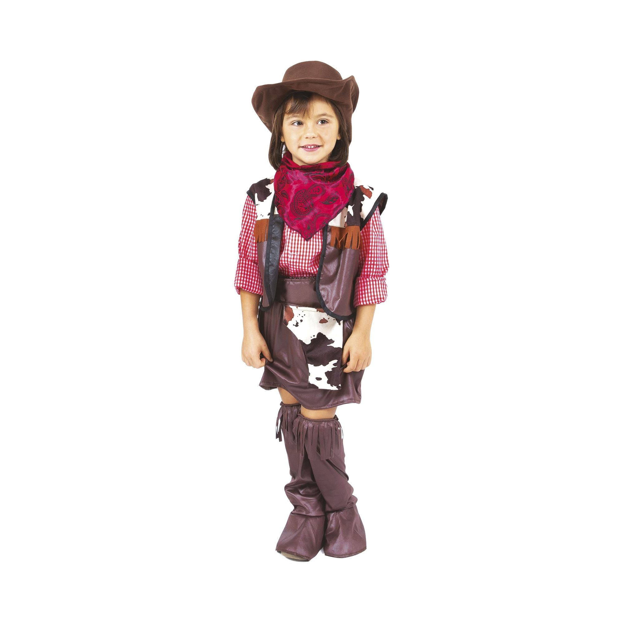 COSTUME DA COWGIRL FANCY WORLD