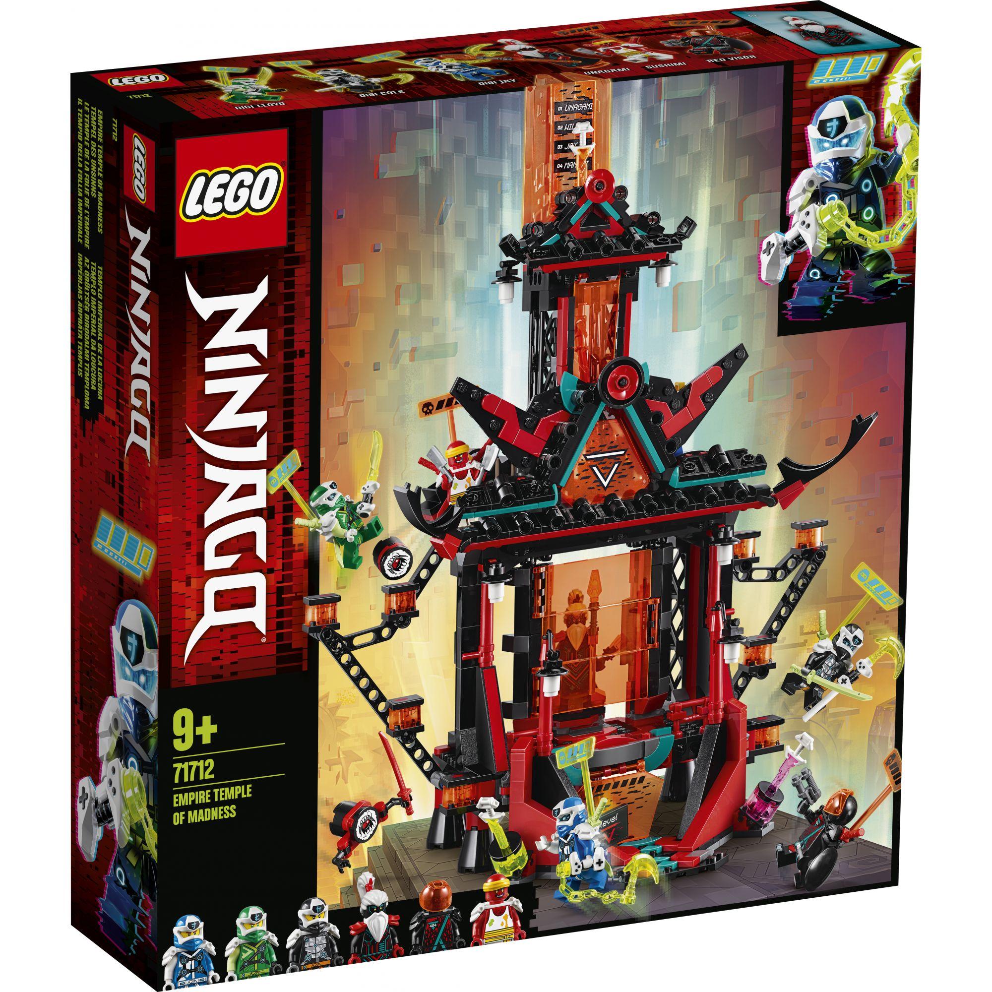 LEGO NINJAGO Il Tempio della Follia Imperiale - 71712 LEGO NINJAGO