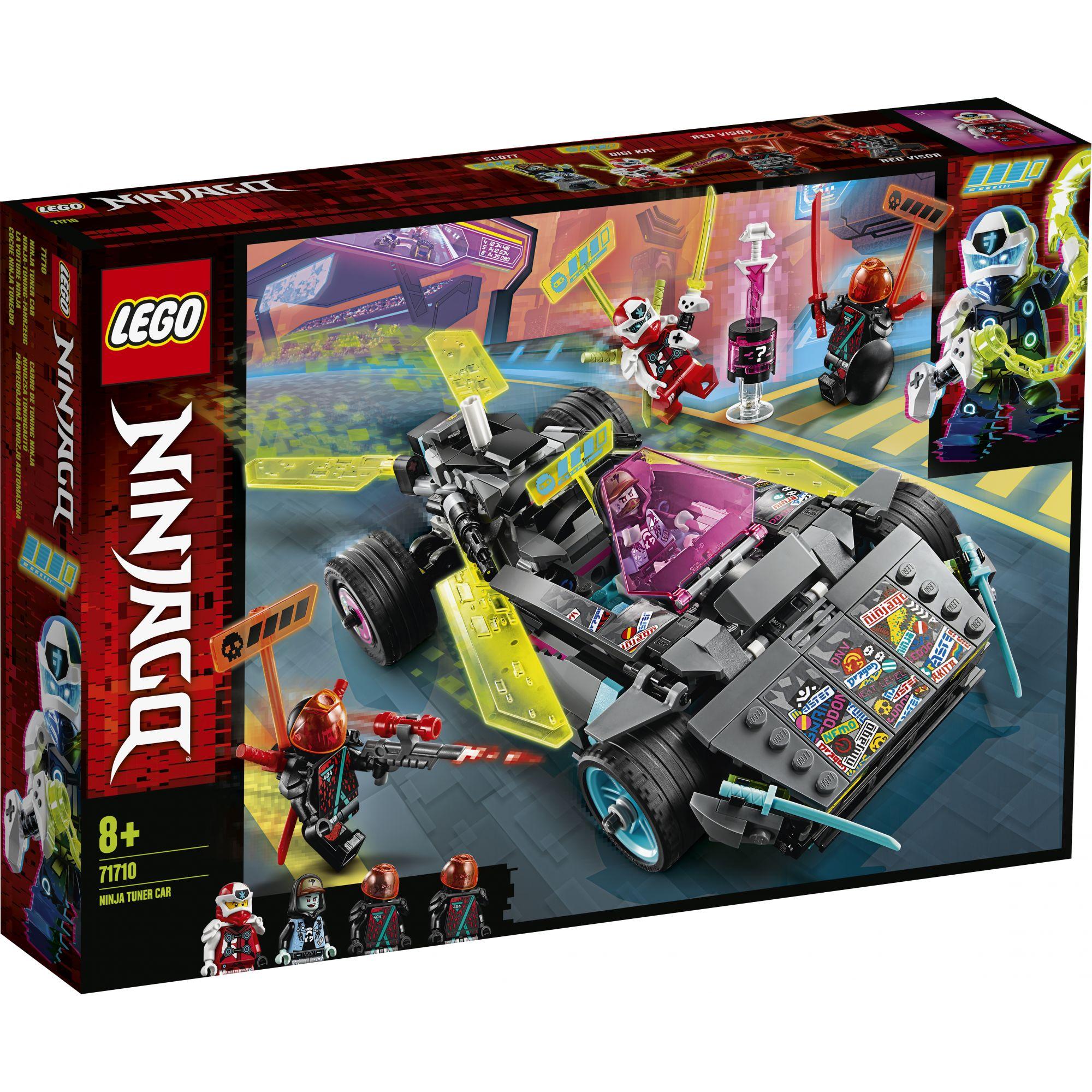 LEGO NINJAGO La Macchina - Tuner dei Ninja - 71710 LEGO NINJAGO