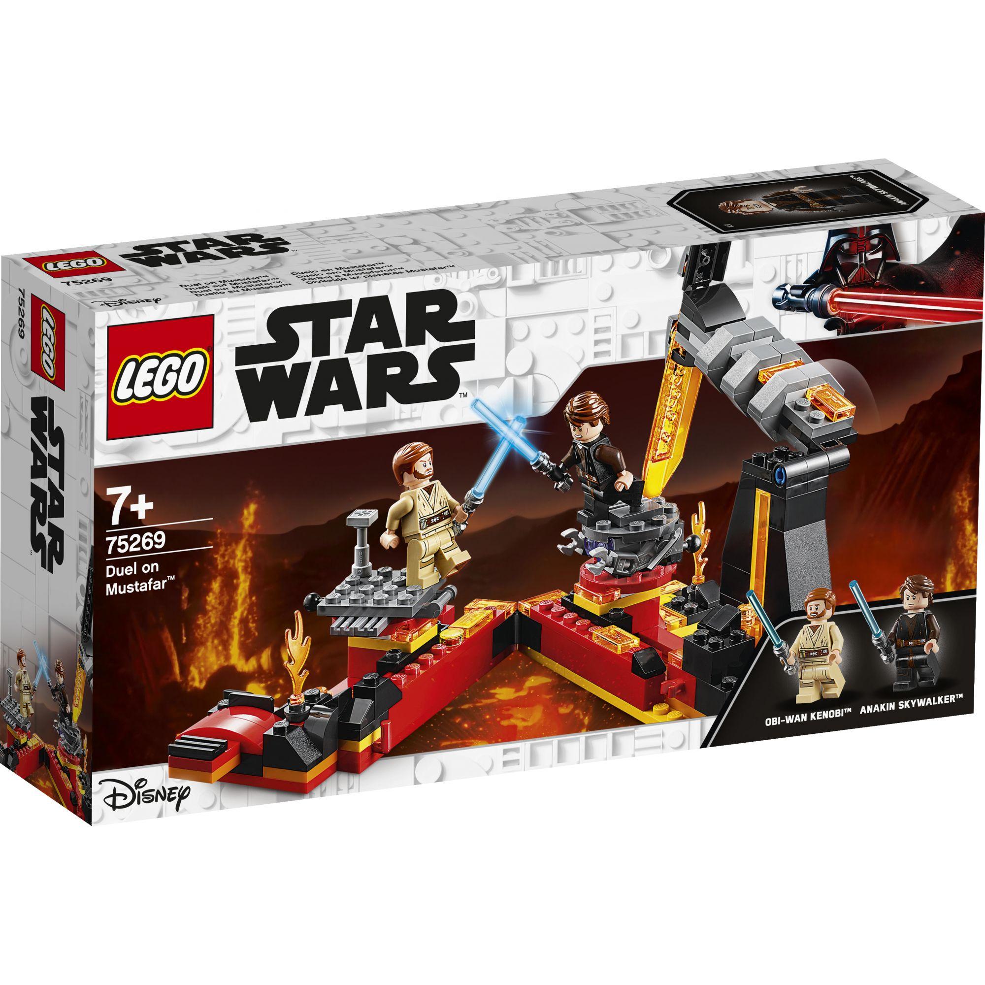 LEGO Star Wars Duello su Mustafar - 75269