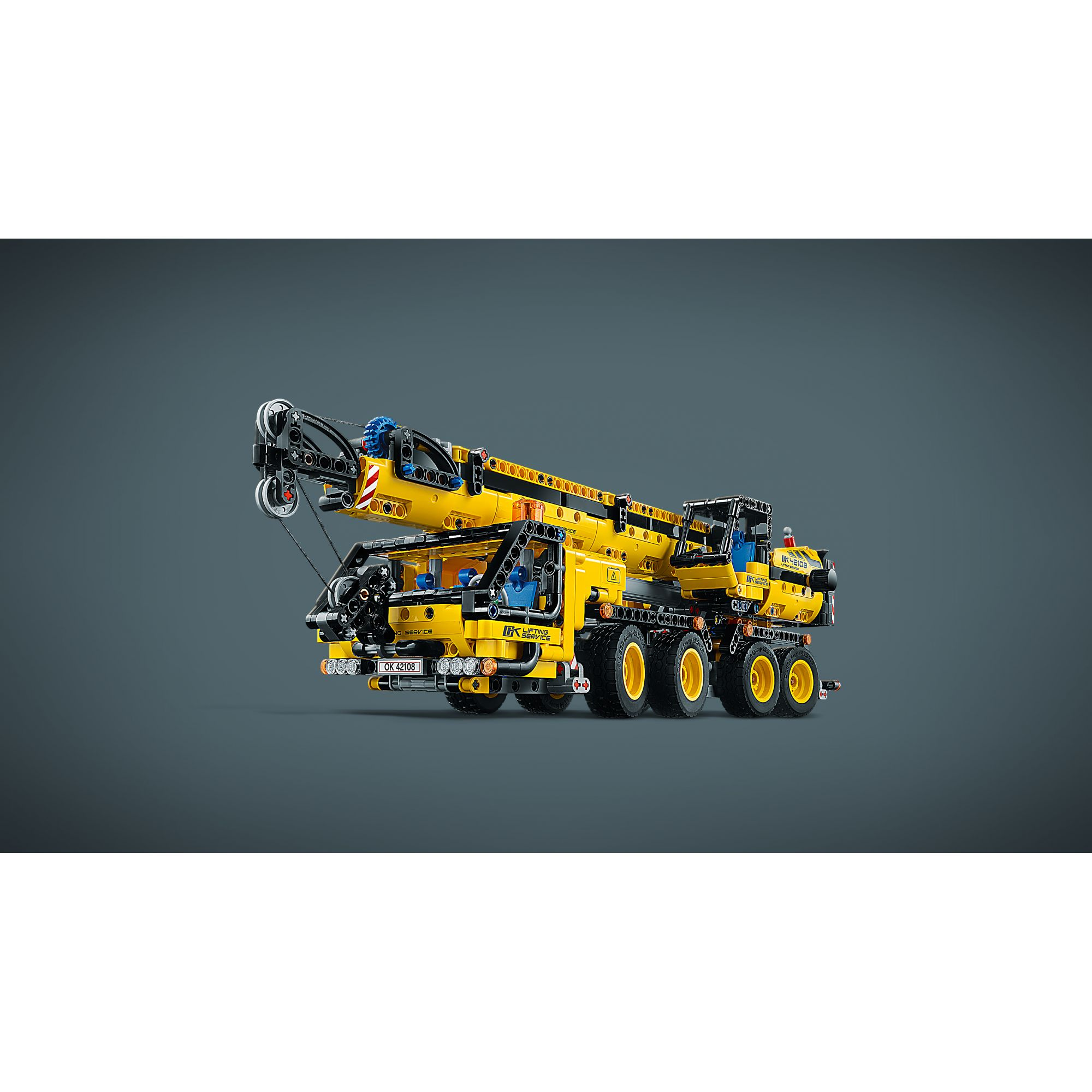 LEGO TECHNIC   LEGO TECHNIC  - Gru mobile - 42108