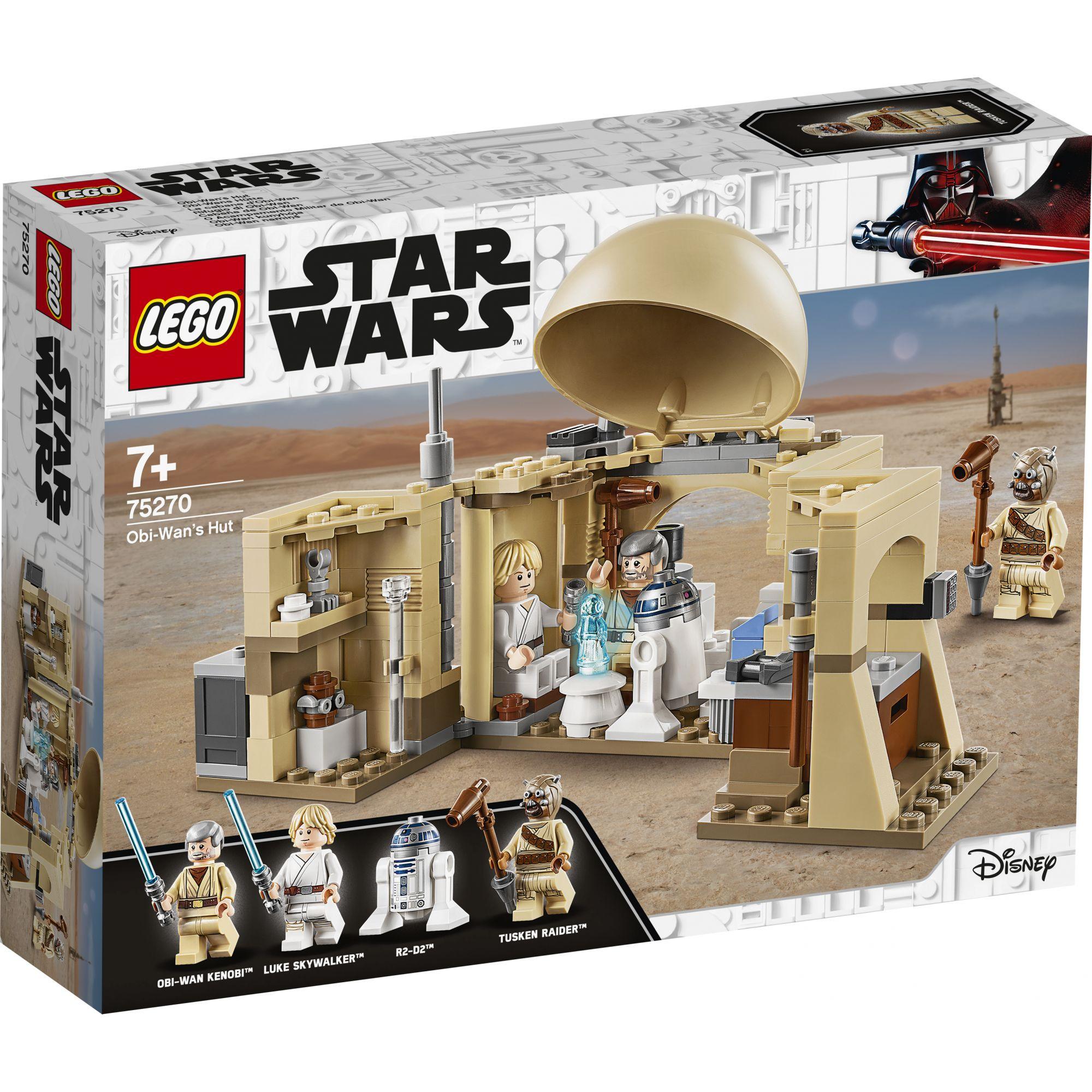 LEGO Star Wars Rifugio di Obi-Wan - 75270