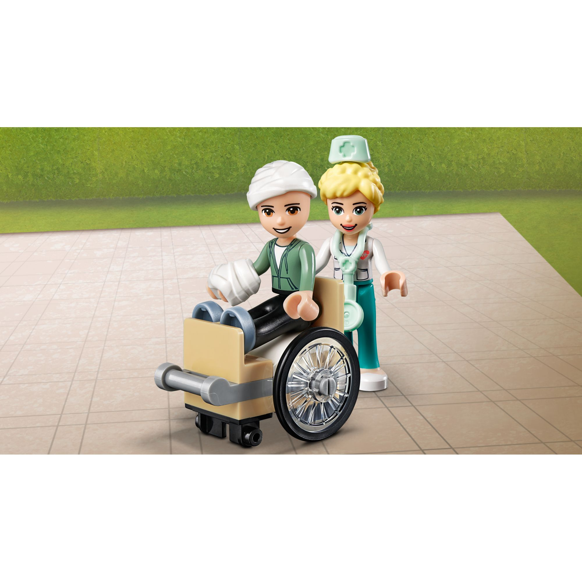 LEGO Friends L'ospedale di Heartlake City - 41394    LEGO FRIENDS