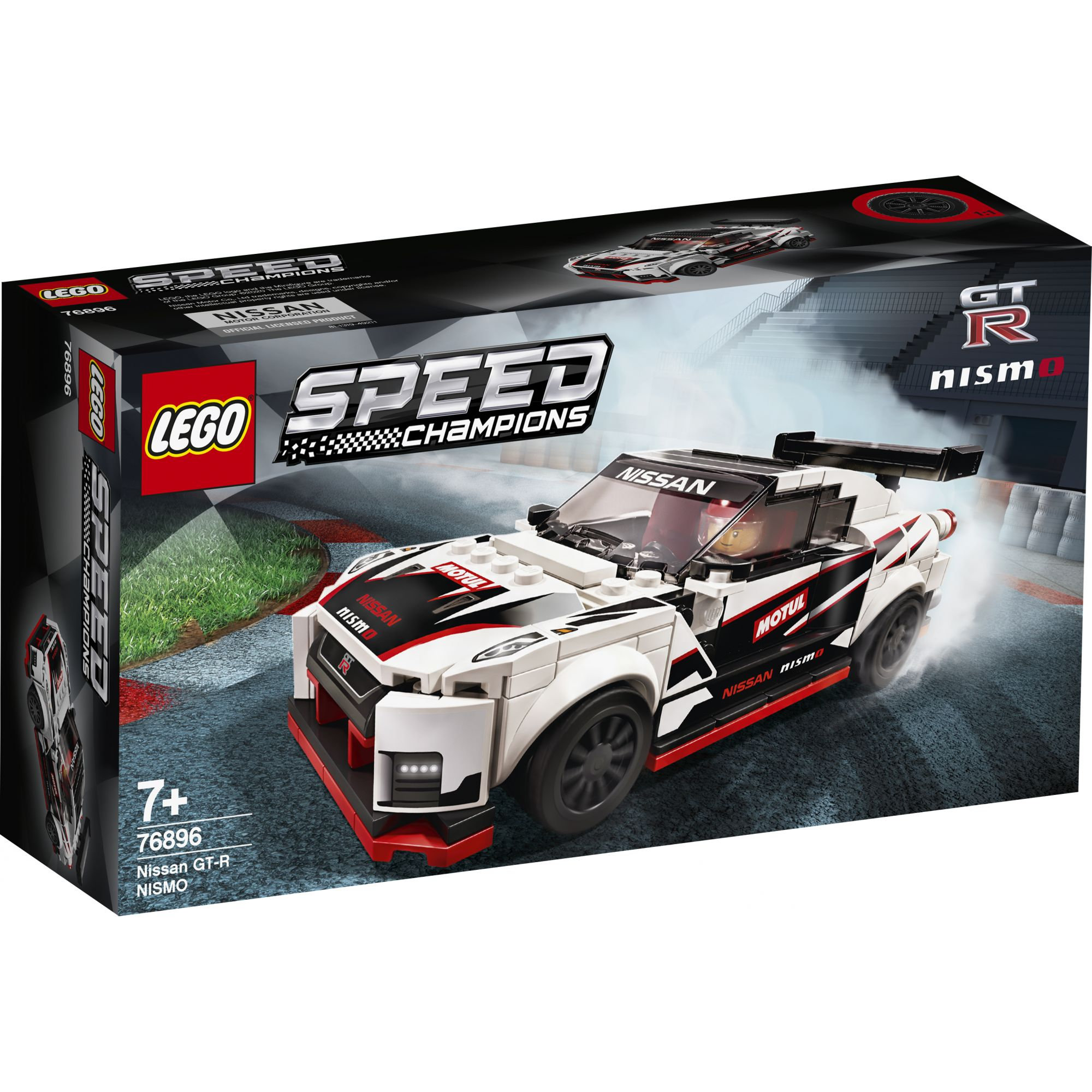 LEGO Speed Champions Nissan GT-R NISMO - 76896