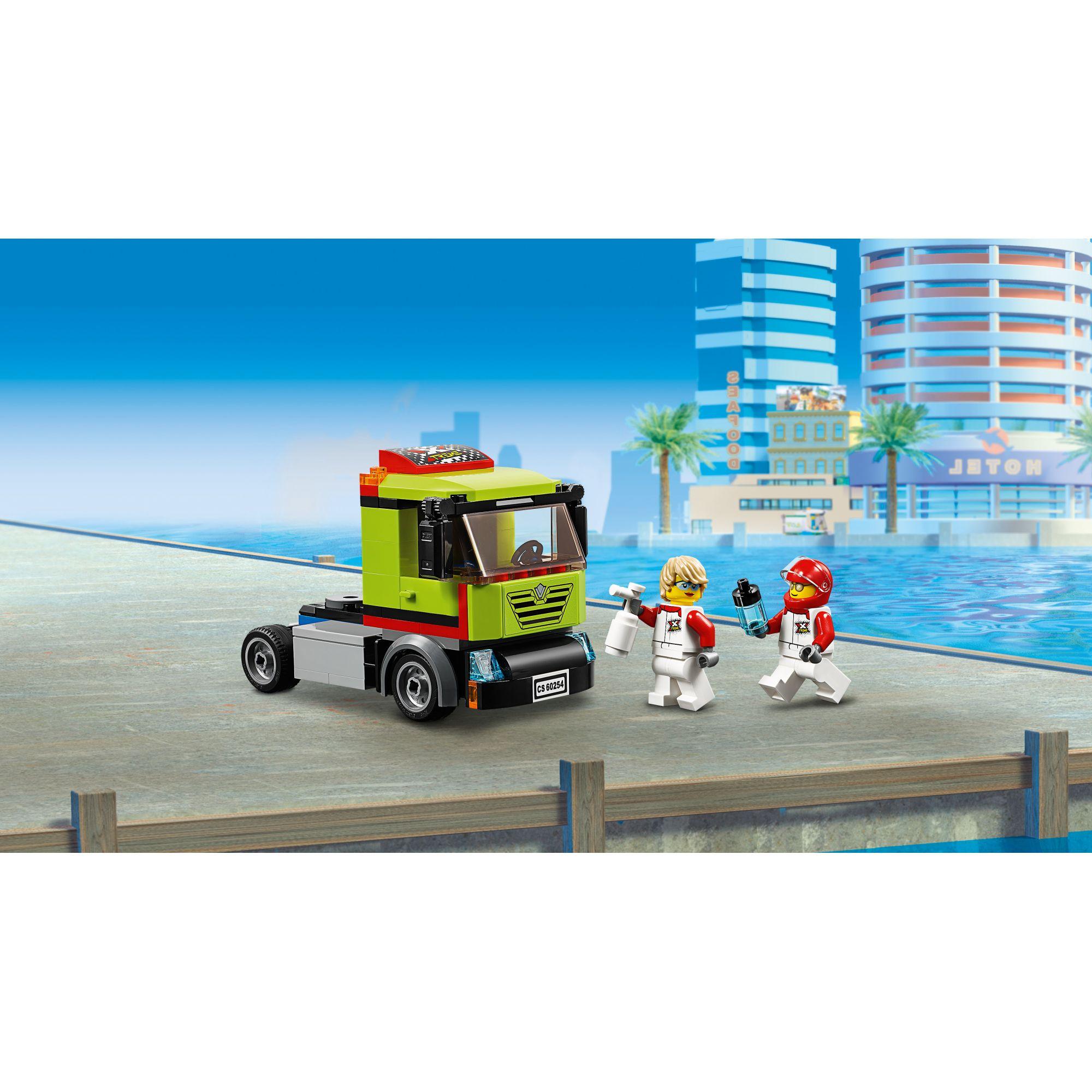 LEGO CITY  LEGO City Trasportatore di motoscafi - 60254