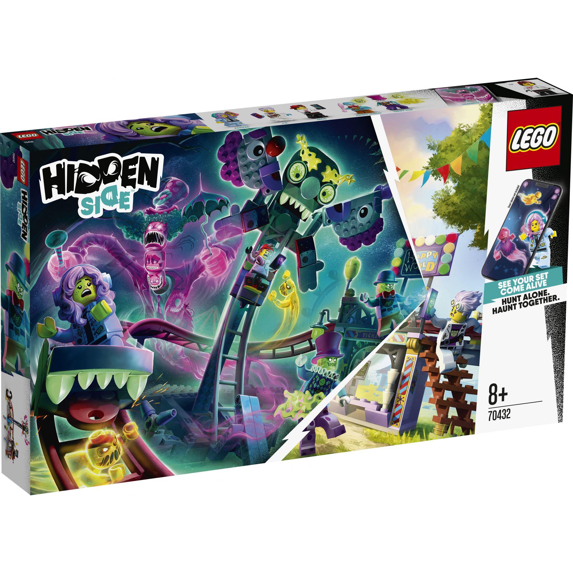 LEGO Hidden Side Il luna park stregato - 70432