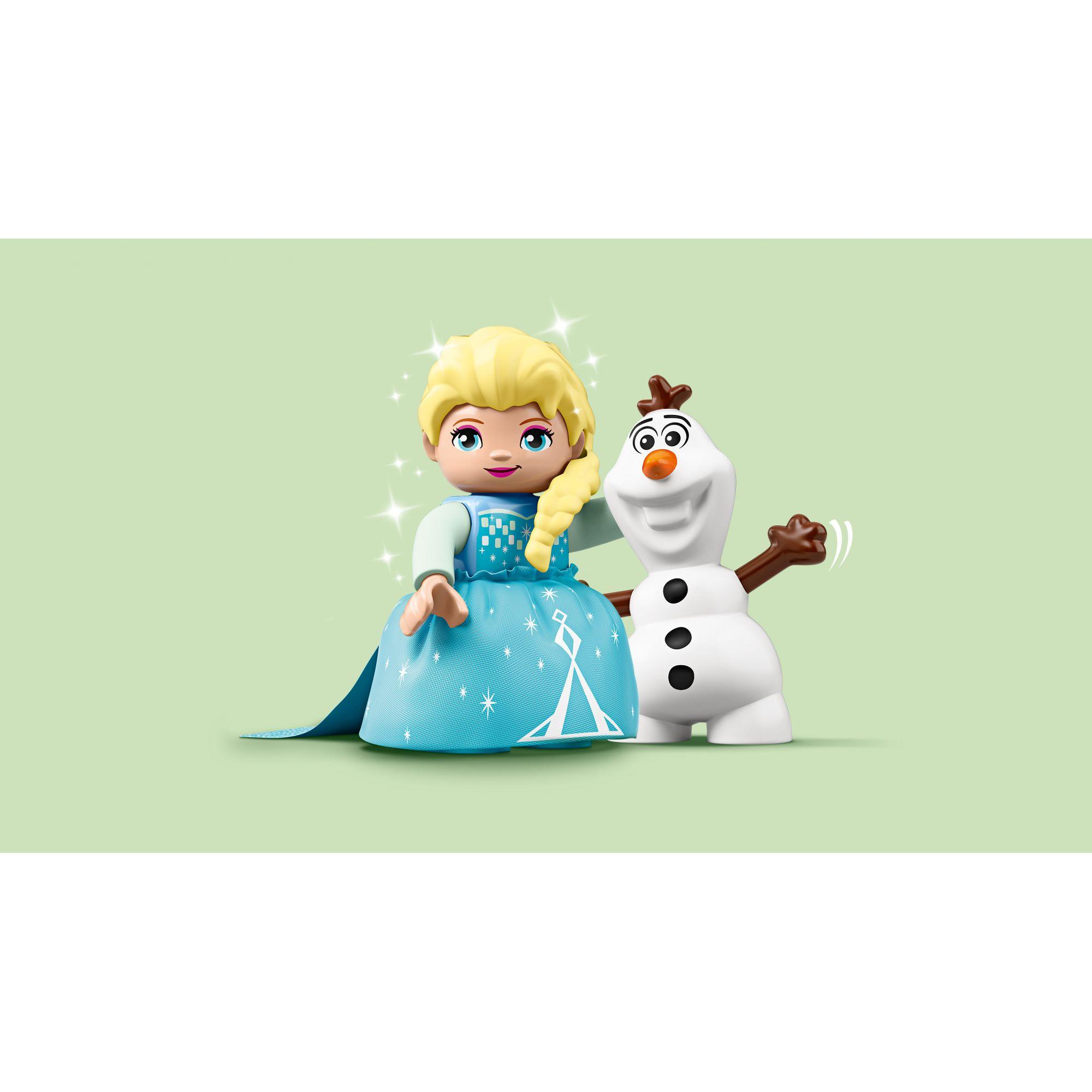 LEGO DUPLO   LEGO DUPLO Il tea party di Elsa e Olaf - 10920