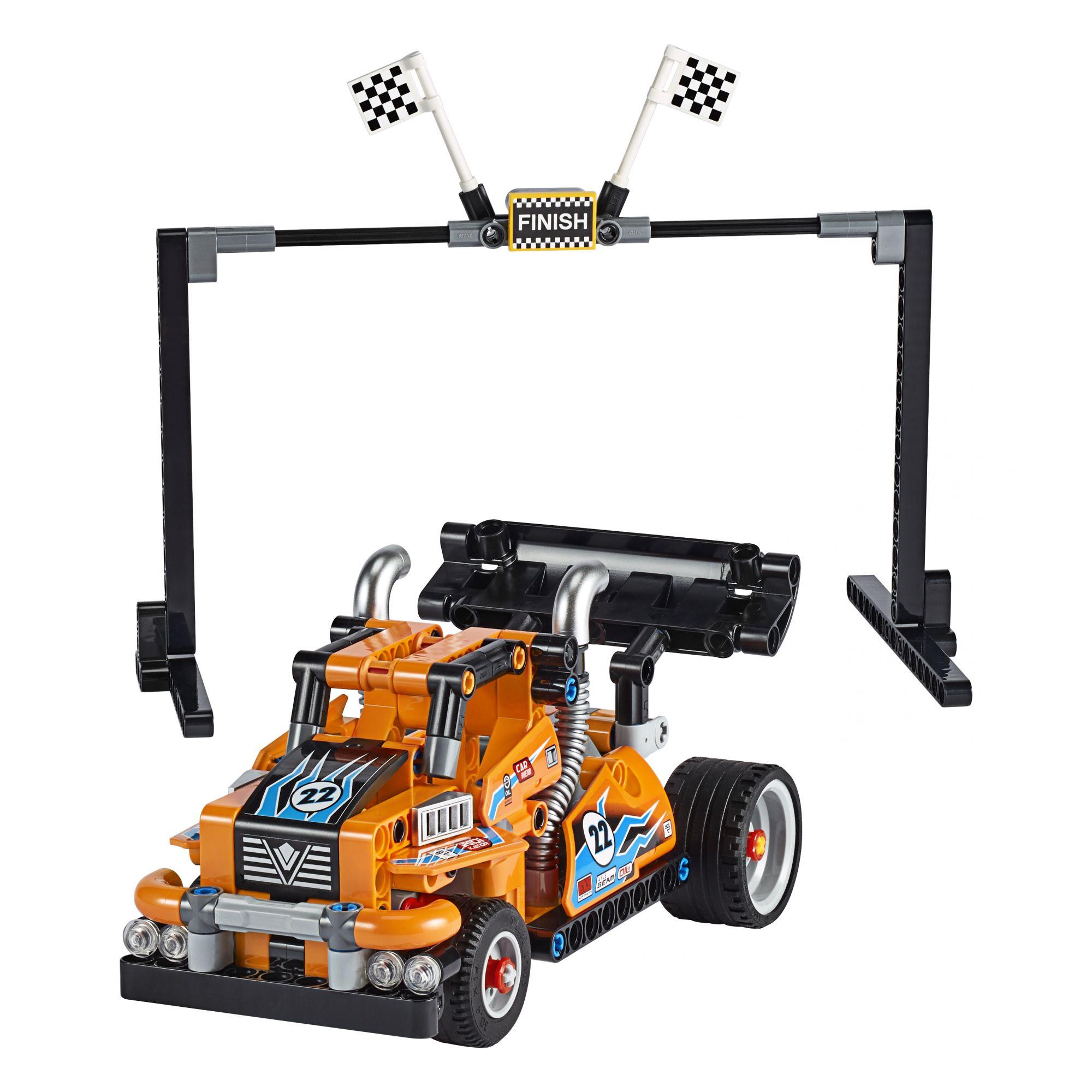 LEGO TECHNIC  - Camion da gara - 42104    LEGO TECHNIC