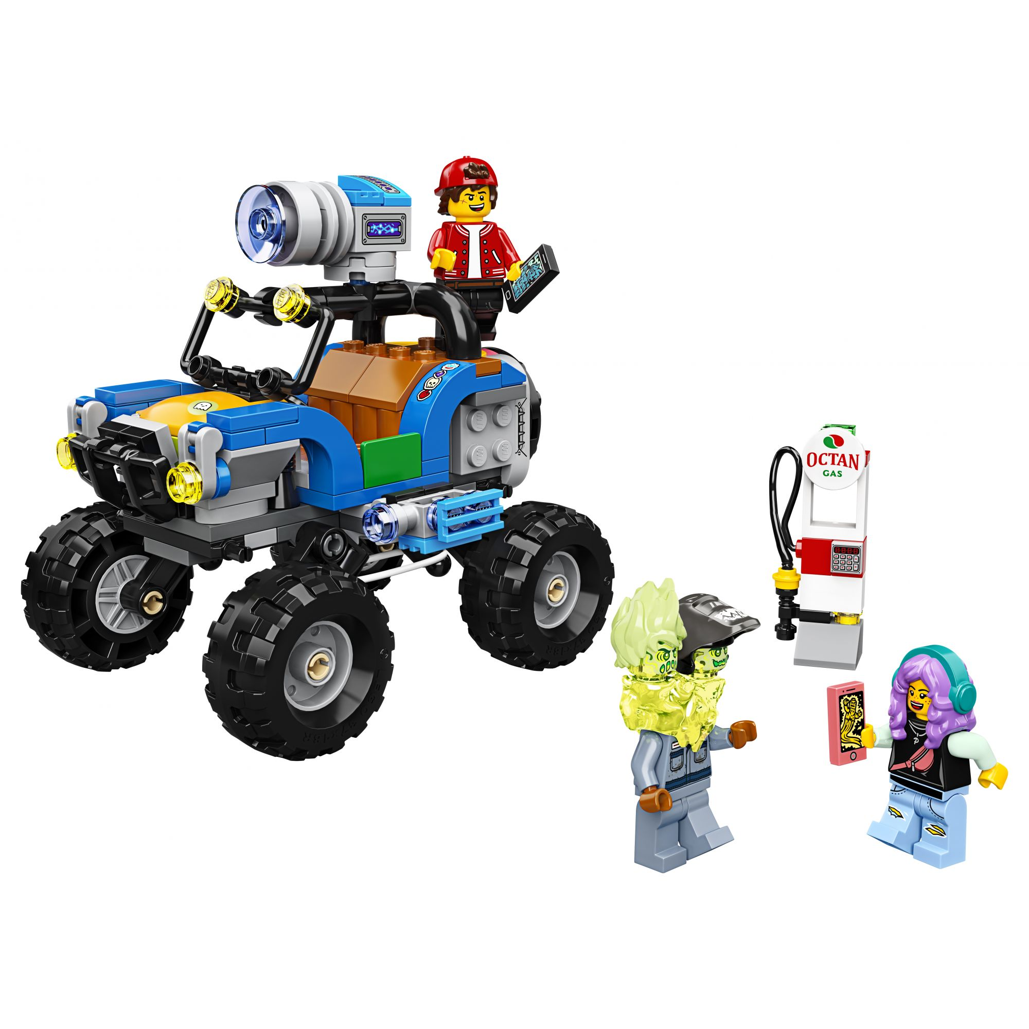 LEGO Hidden Side Il buggy da spiaggia di Jack - 70428