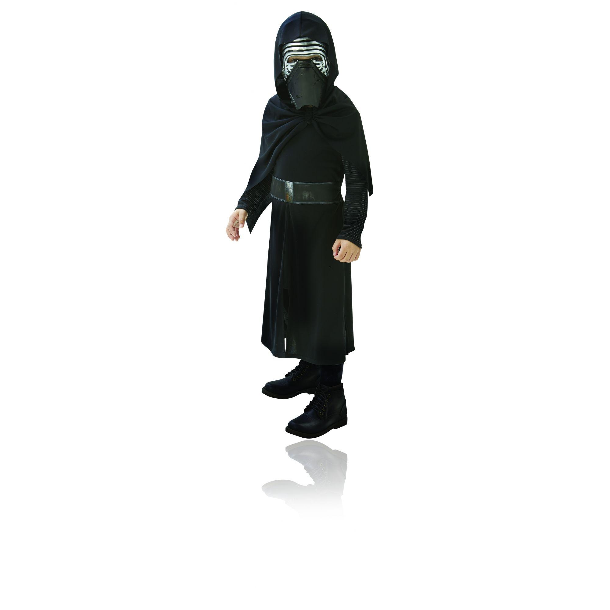 Costume Star Wars Kylo Rey bambino 7/8 anni