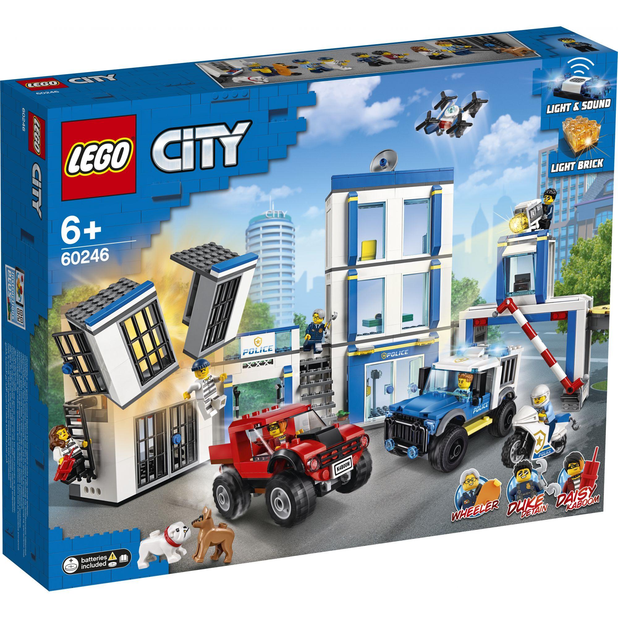LEGO City Stazione di Polizia - 60246 LEGO CITY