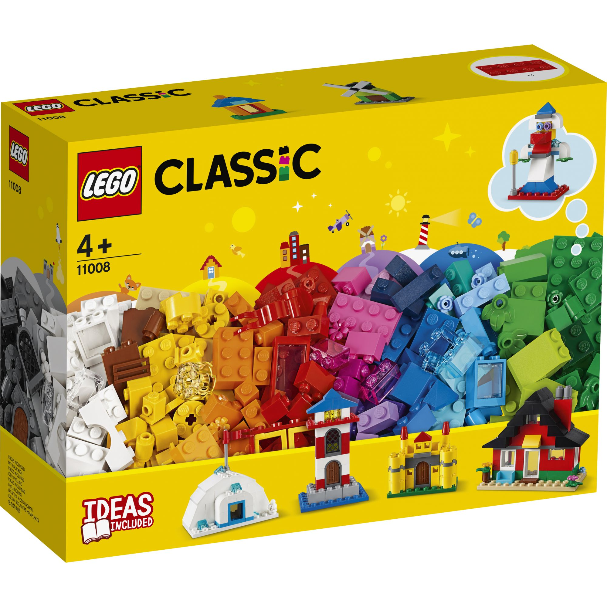 LEGO Classic Mattoncini e case - 11008 LEGO CLASSIC