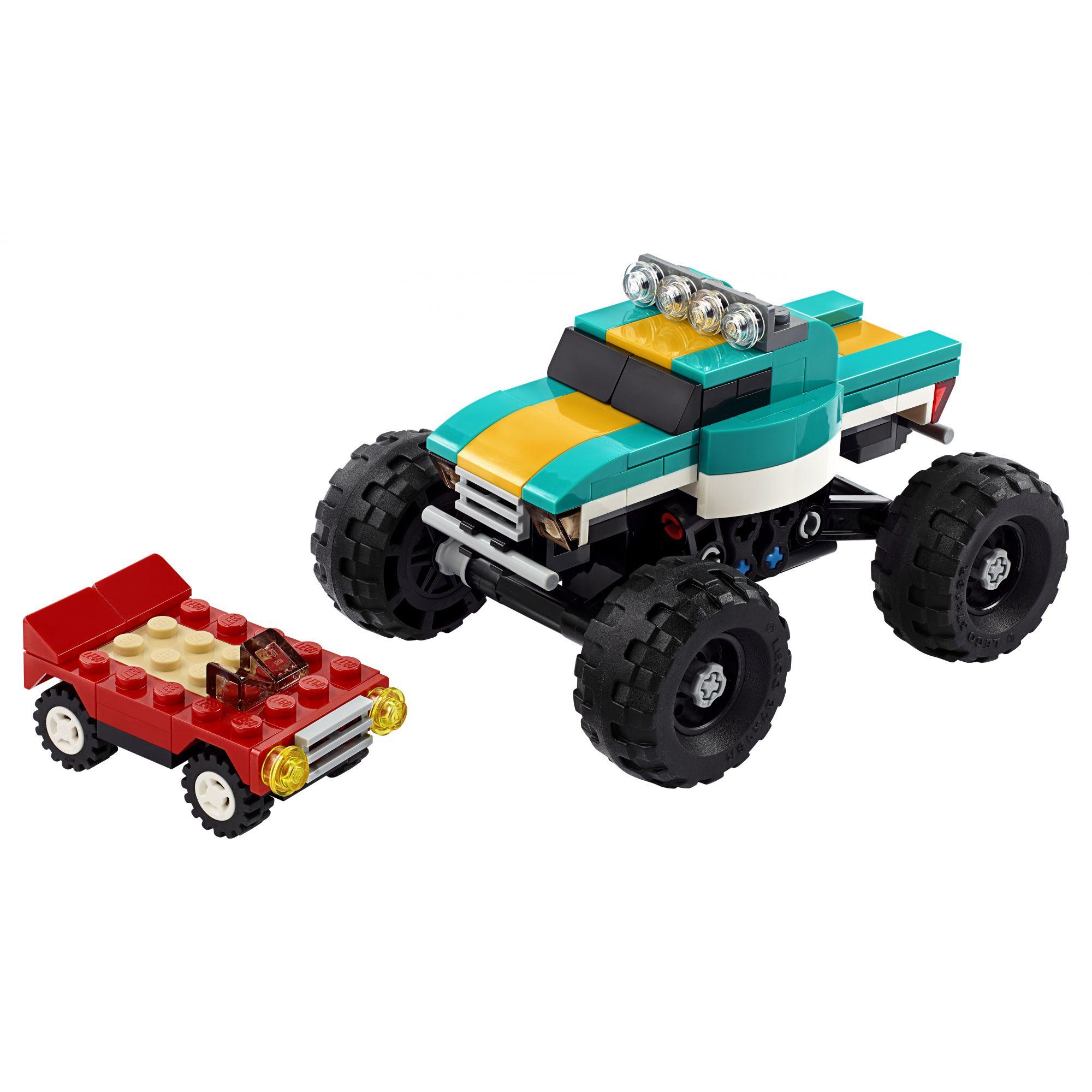 LEGO Creator Monster Truck - 31101    LEGO CREATOR