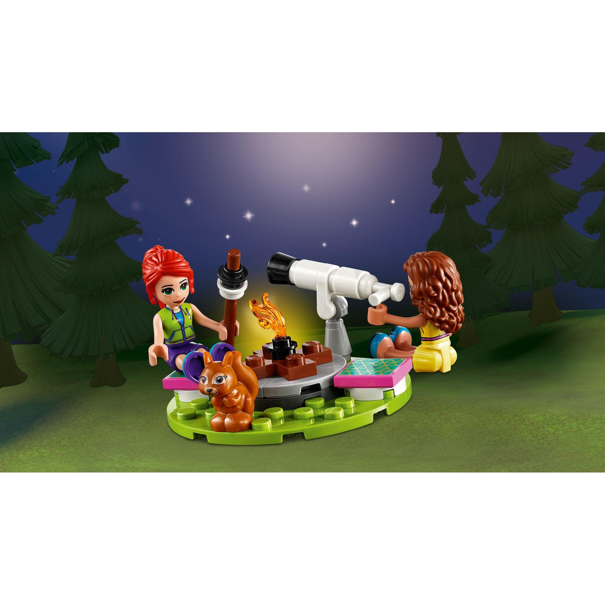 LEGO Friends Glamping nella natura - 41392    LEGO FRIENDS