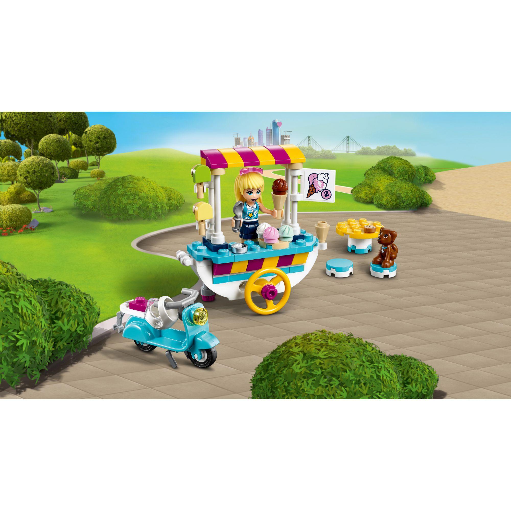 LEGO FRIENDS  LEGO Friends Il carretto dei gelati - 41389