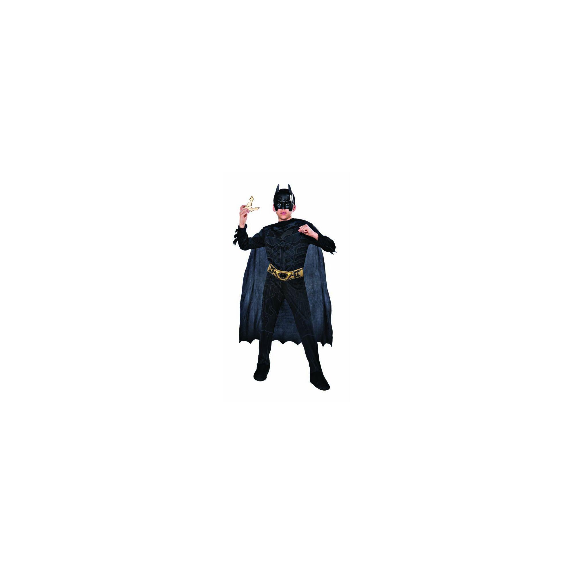 Costume DC comic Batman bambino 3/4 anni