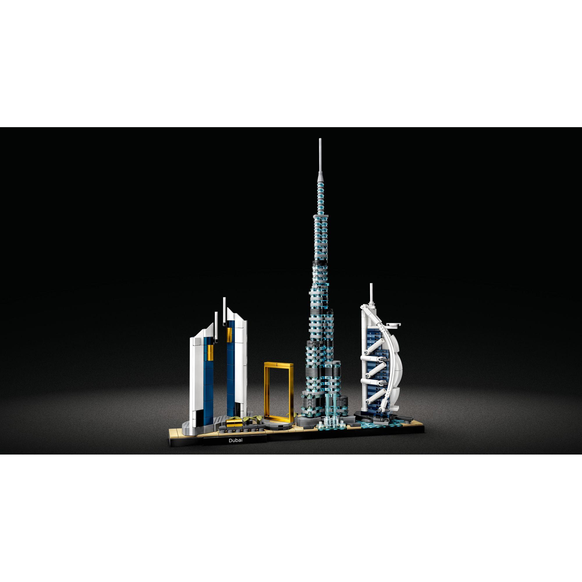 LEGO ARCHITECTURE   LEGO Architecture Dubai - 21052