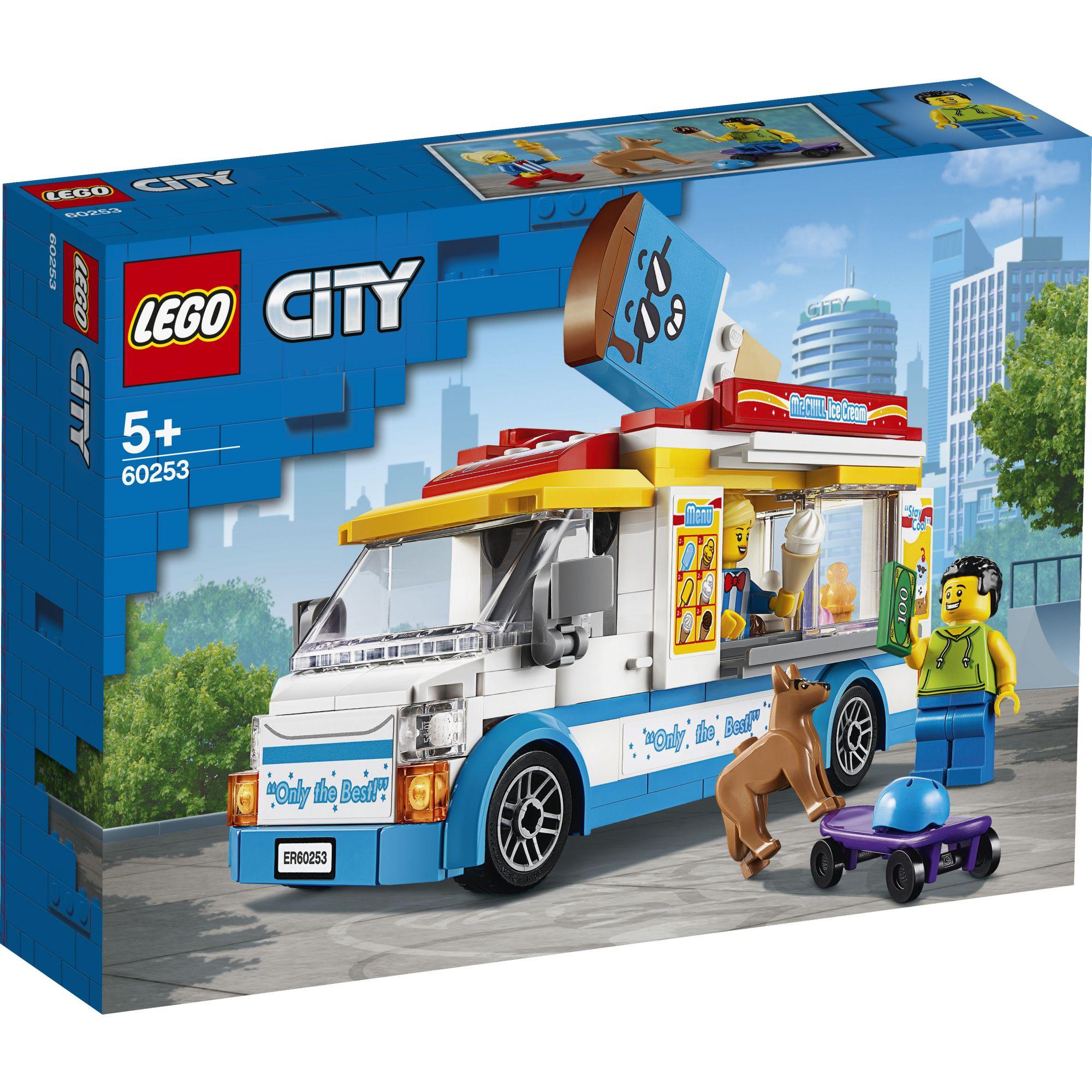 LEGO City Furgone dei gelati - 60253 LEGO CITY