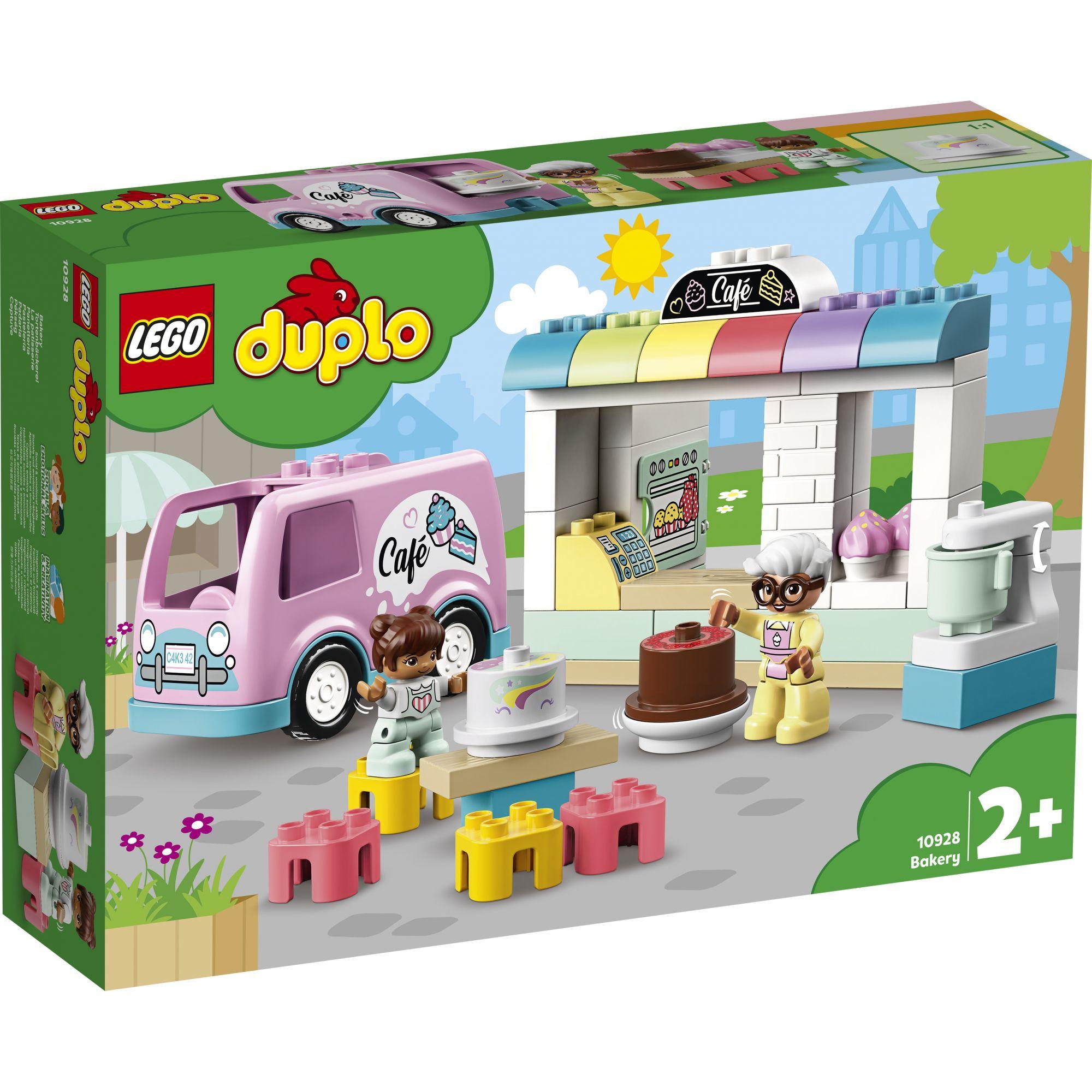 LEGO DUPLO Pasticceria - 10928 LEGO DUPLO