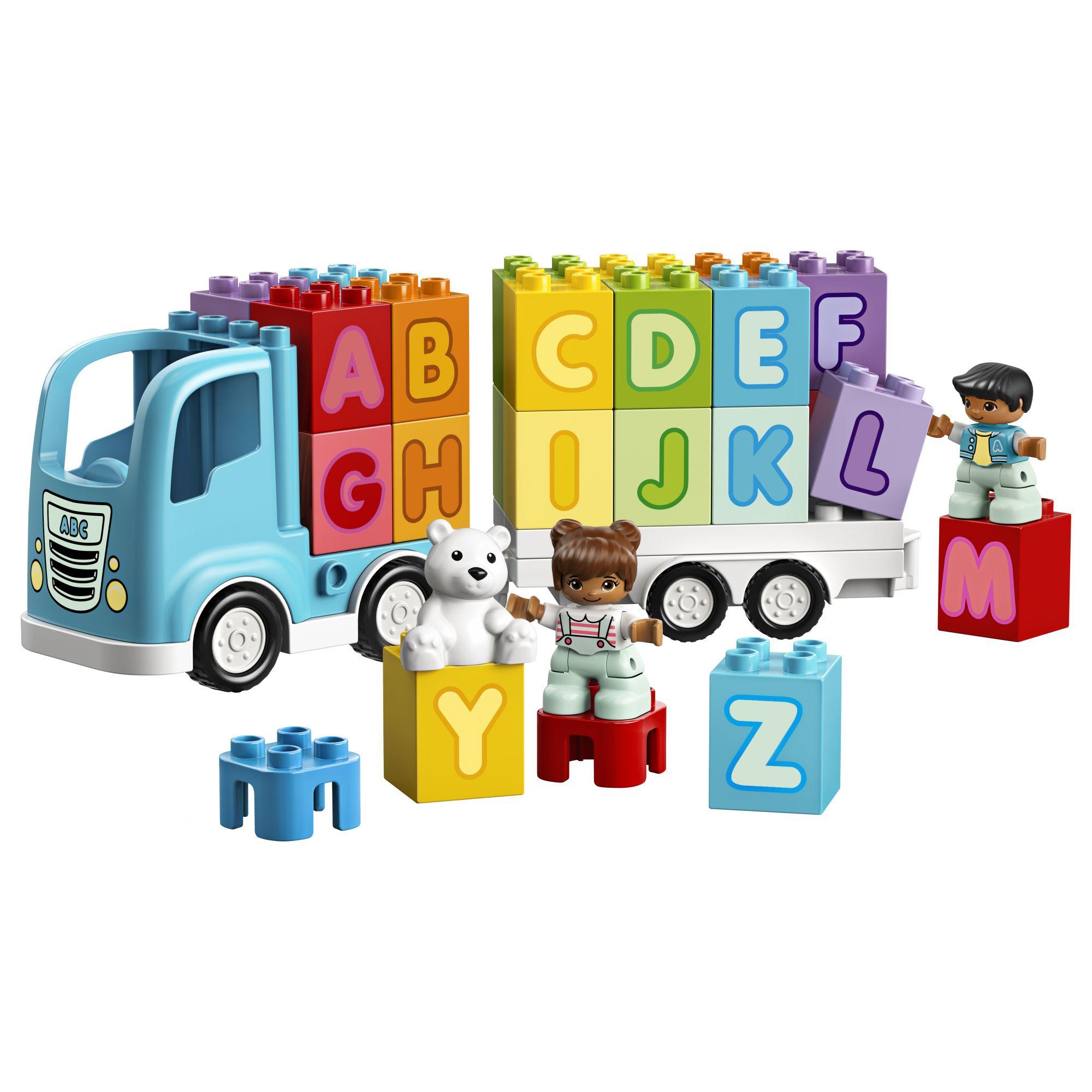 LEGO DUPLO Camion dell'alfabeto - 10915    LEGO DUPLO