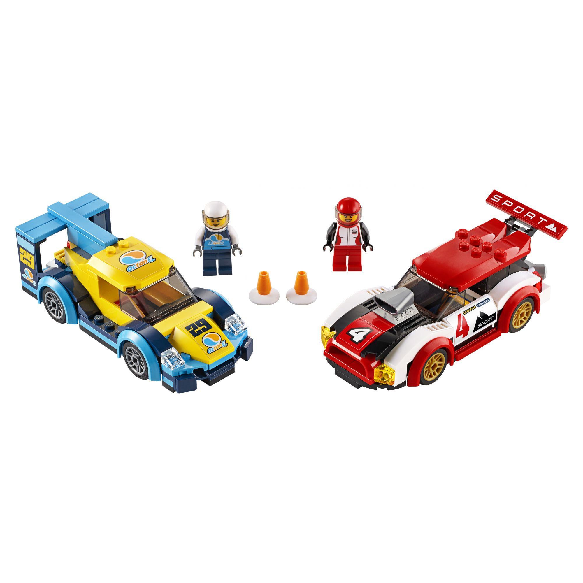 LEGO City Auto da corsa - 60256    LEGO CITY
