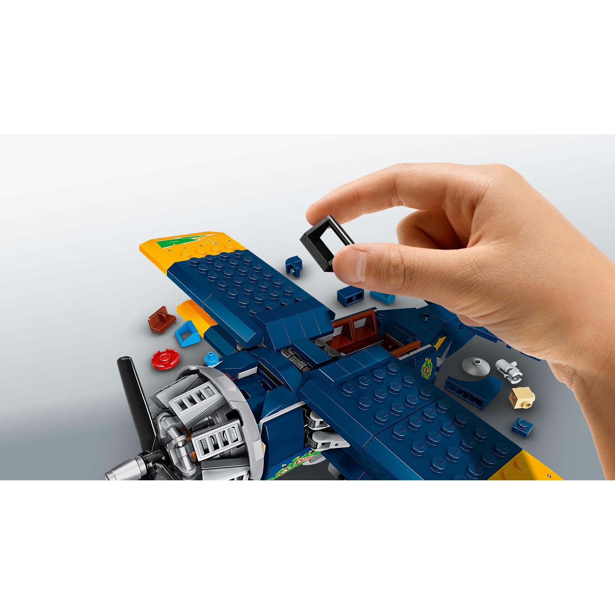 LEGO Hidden Side L'aereo acrobatico di El Fuego - 70429