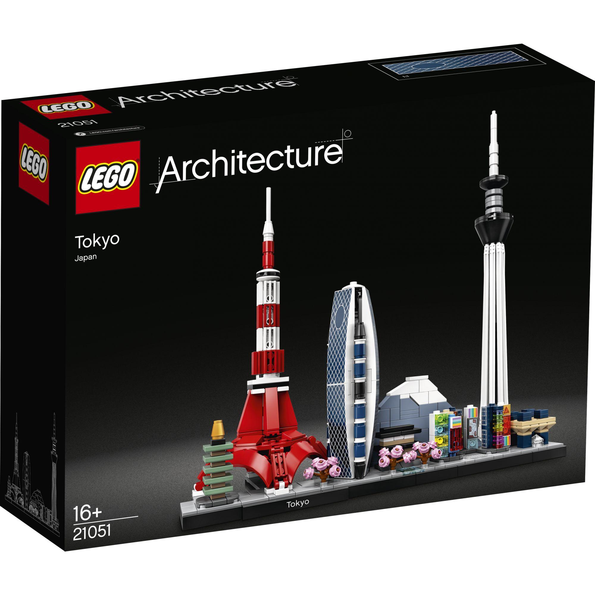 LEGO Architecture Tokyo - 21051 LEGO ARCHITECTURE