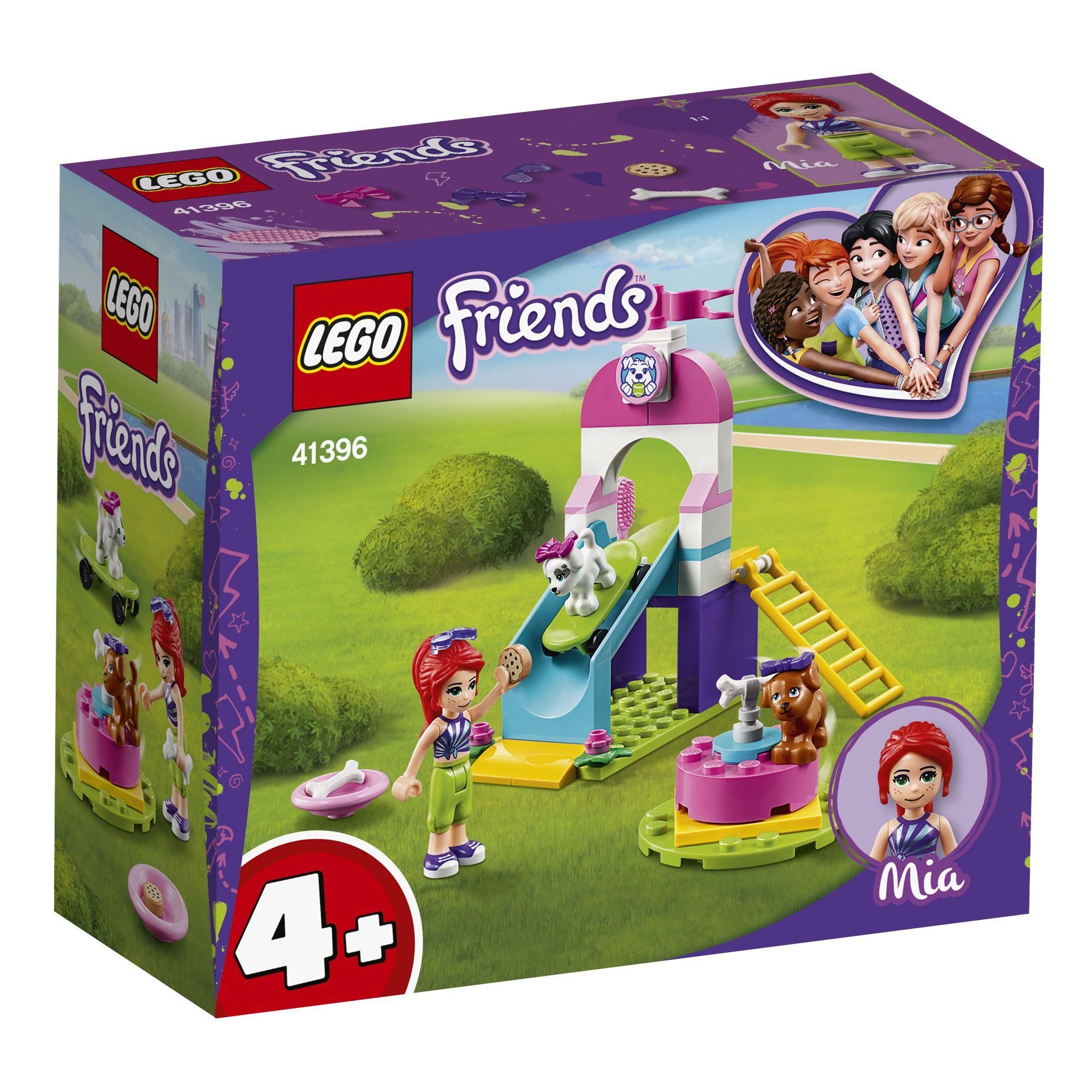 LEGO Friends Il parco giochi dei cuccioli - 41396 LEGO FRIENDS