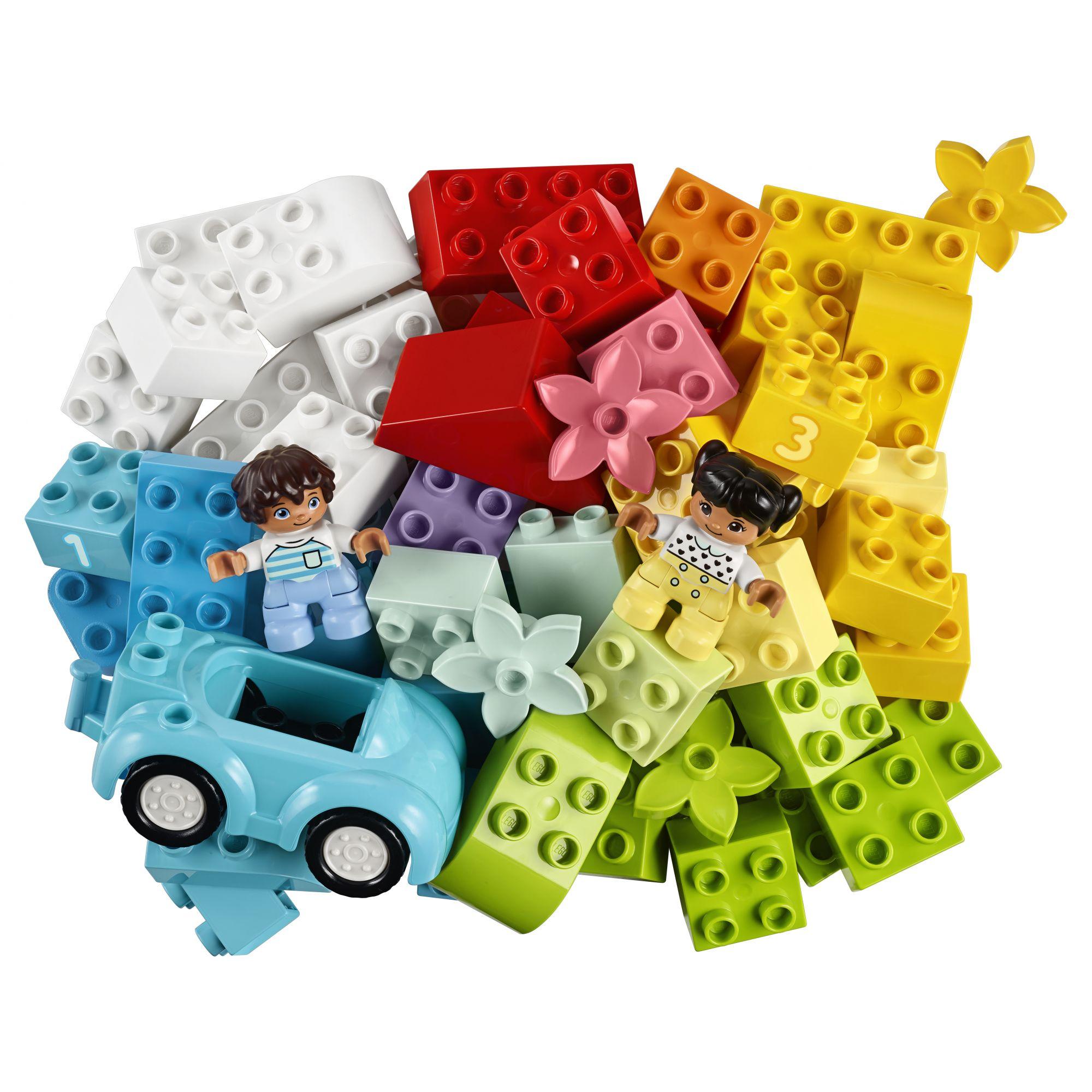 LEGO DUPLO Contenitore di mattoncini - 10913    LEGO DUPLO