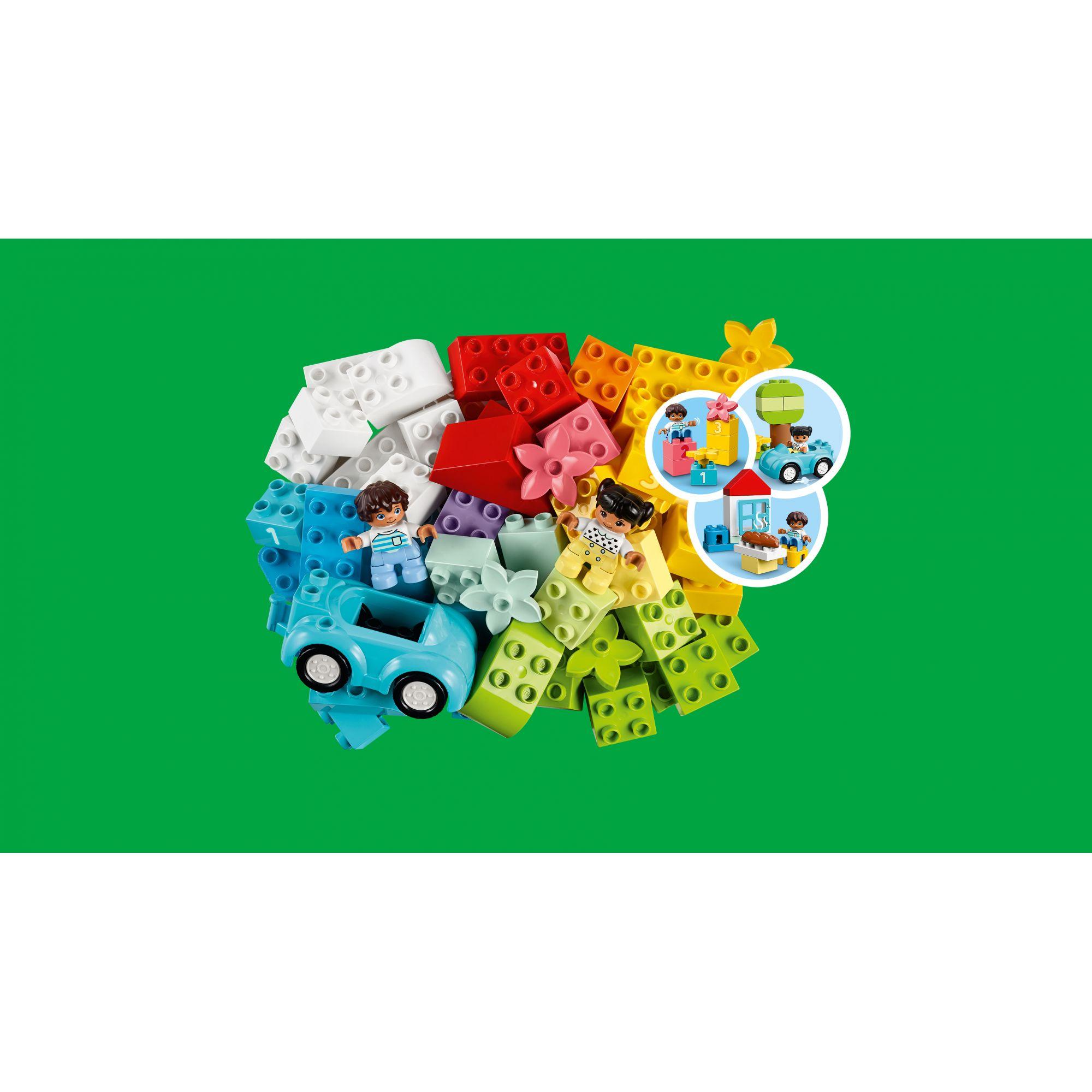LEGO DUPLO  LEGO DUPLO Contenitore di mattoncini - 10913