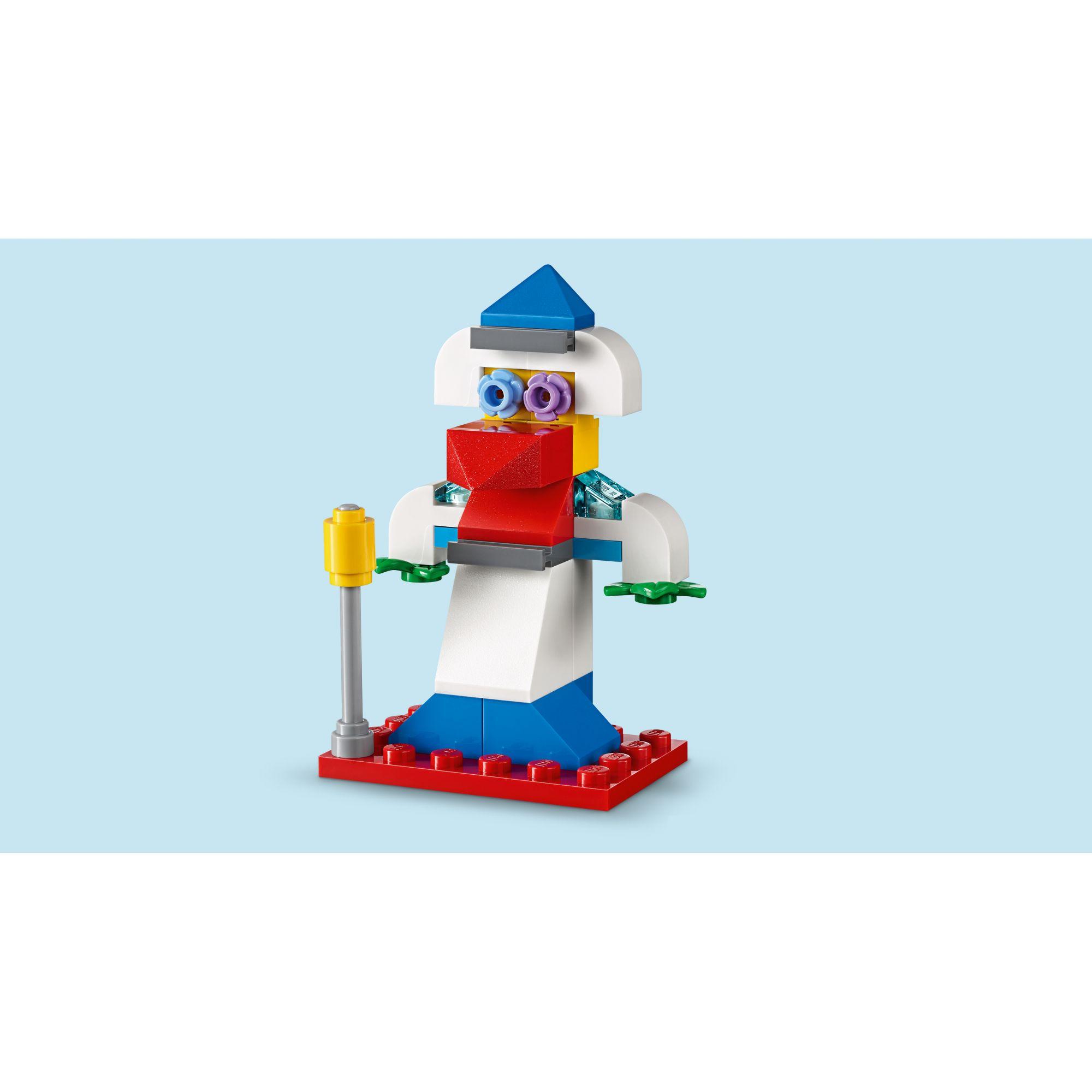 LEGO CLASSIC   LEGO Classic Mattoncini e case - 11008