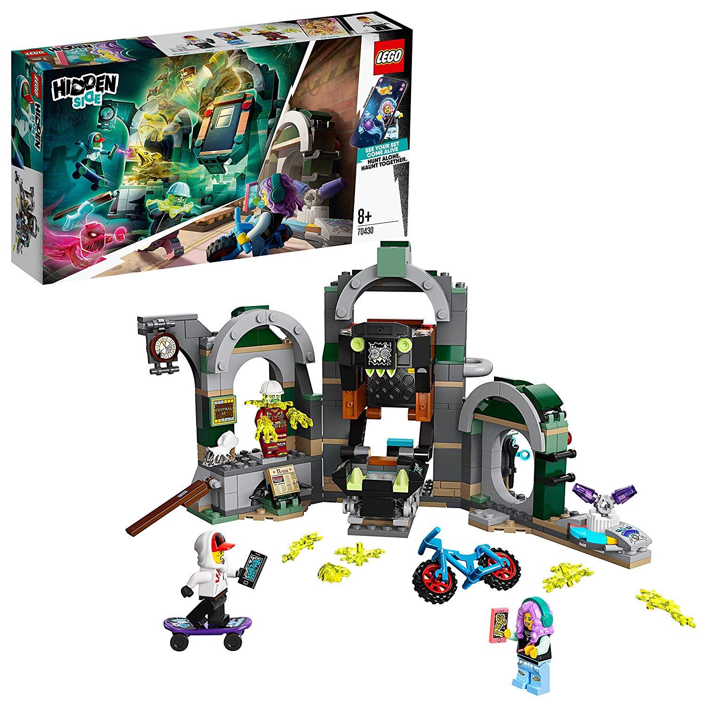 LEGO Hidden Side La metropolitana di Newbury - 70430