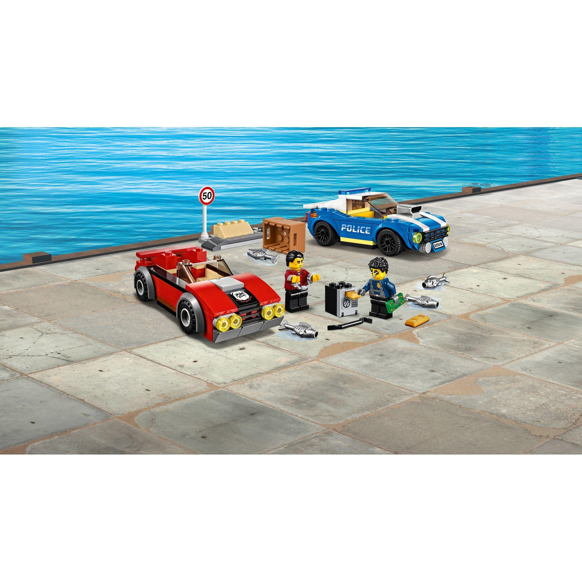 LEGO CITY   LEGO City Arresto su strada della polizia - 60242