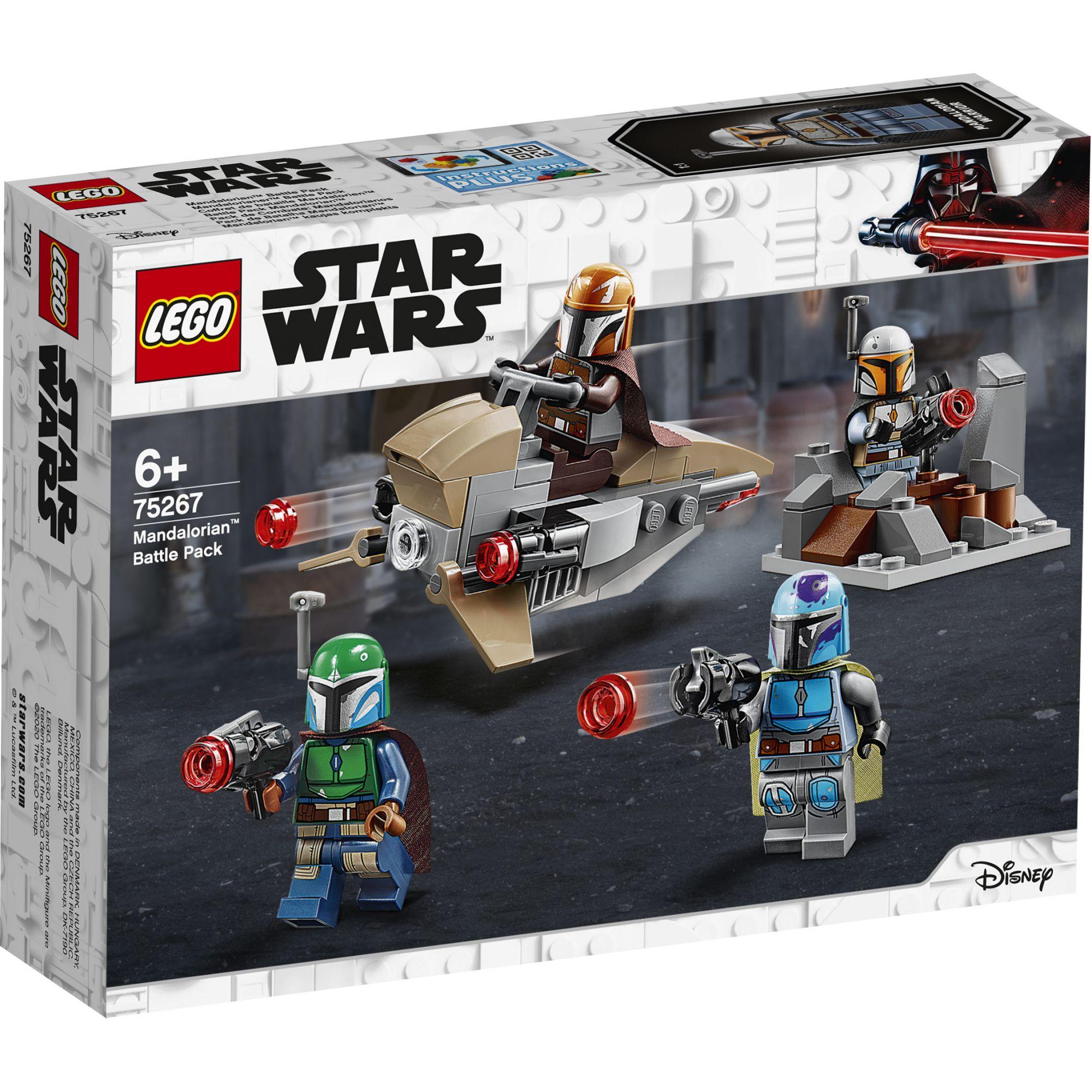 LEGO Star Wars Mandalorian Battle Pack Mandalorian - 75267