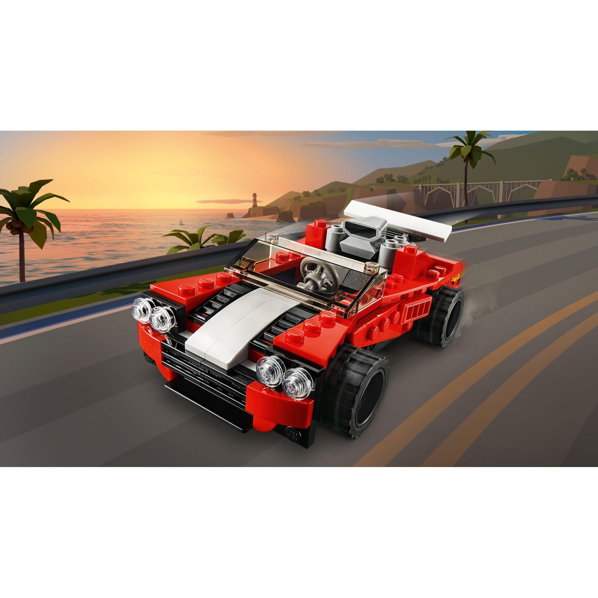 LEGO CREATOR  LEGO Creator Auto sportiva - 31100