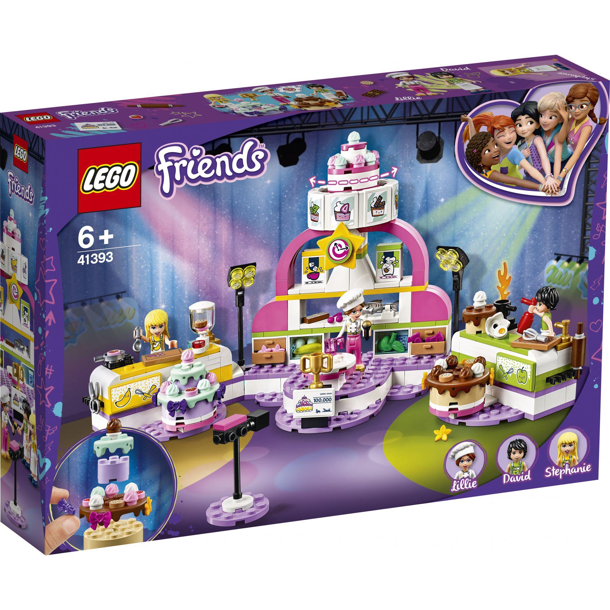 LEGO Friends Concorso di cucina - 41393 LEGO FRIENDS